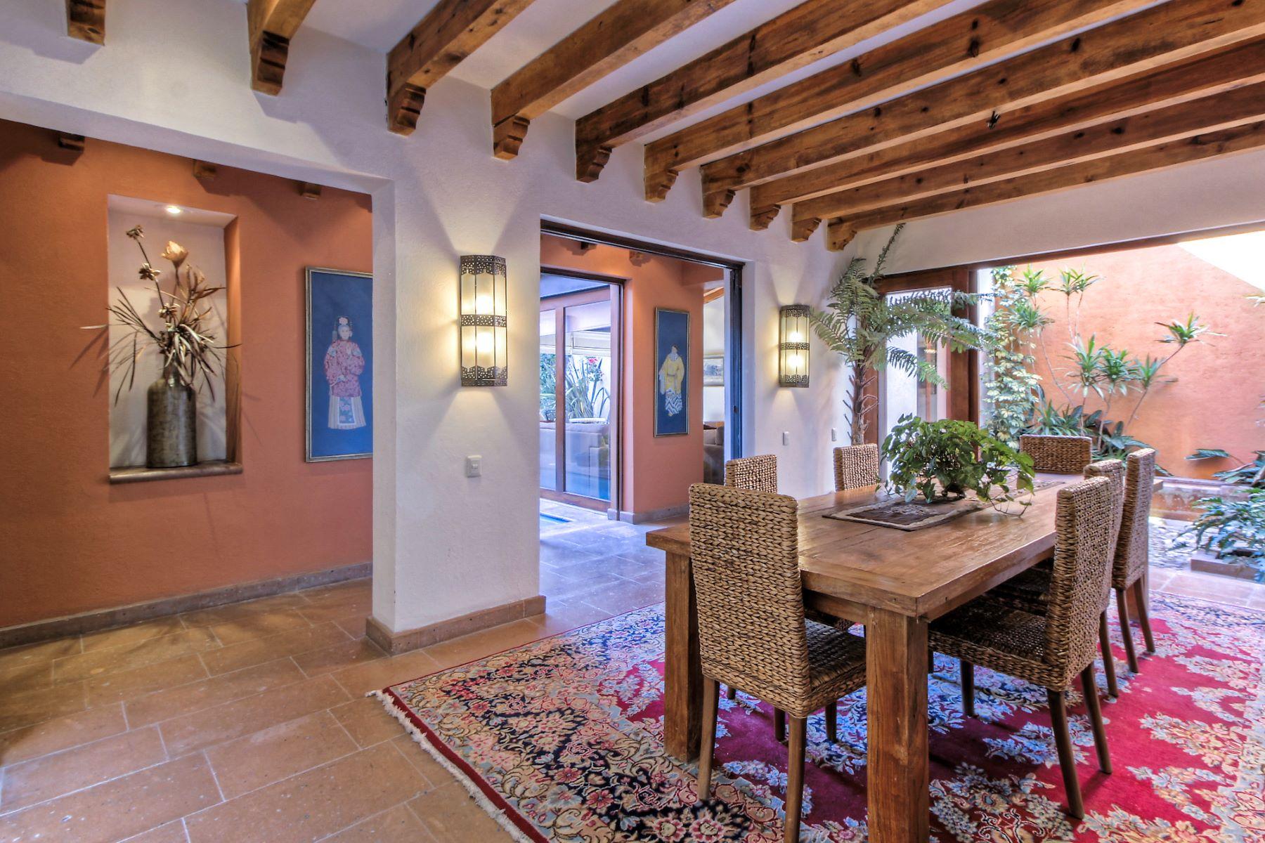 Additional photo for property listing at Quinta del Sol Hacienda de Santa Maria San Miguel De Allende, Guanajuato 37700 Mexico