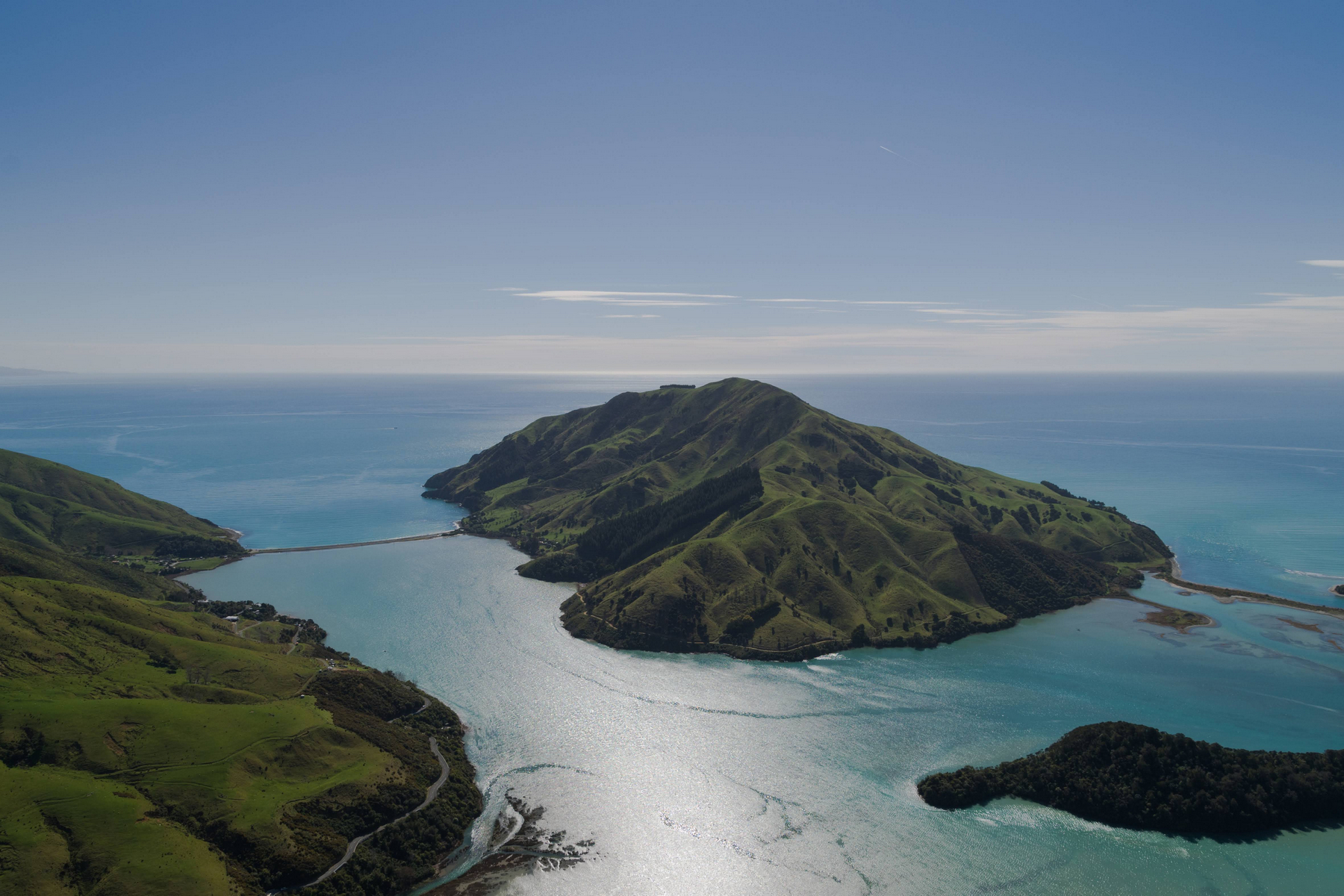 Private Islands للـ Sale في Pepin Island, 875 Cable Bay Road Nelson, Nelson 7071 New Zealand