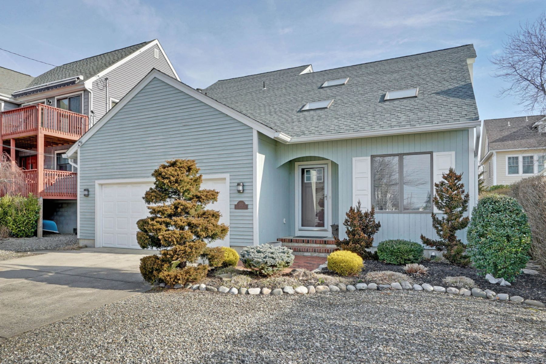Single Family Home for Sale at A Perfect Central Manasquan Location 352 East Virginia Avenue, Manasquan, New Jersey 08736 United States