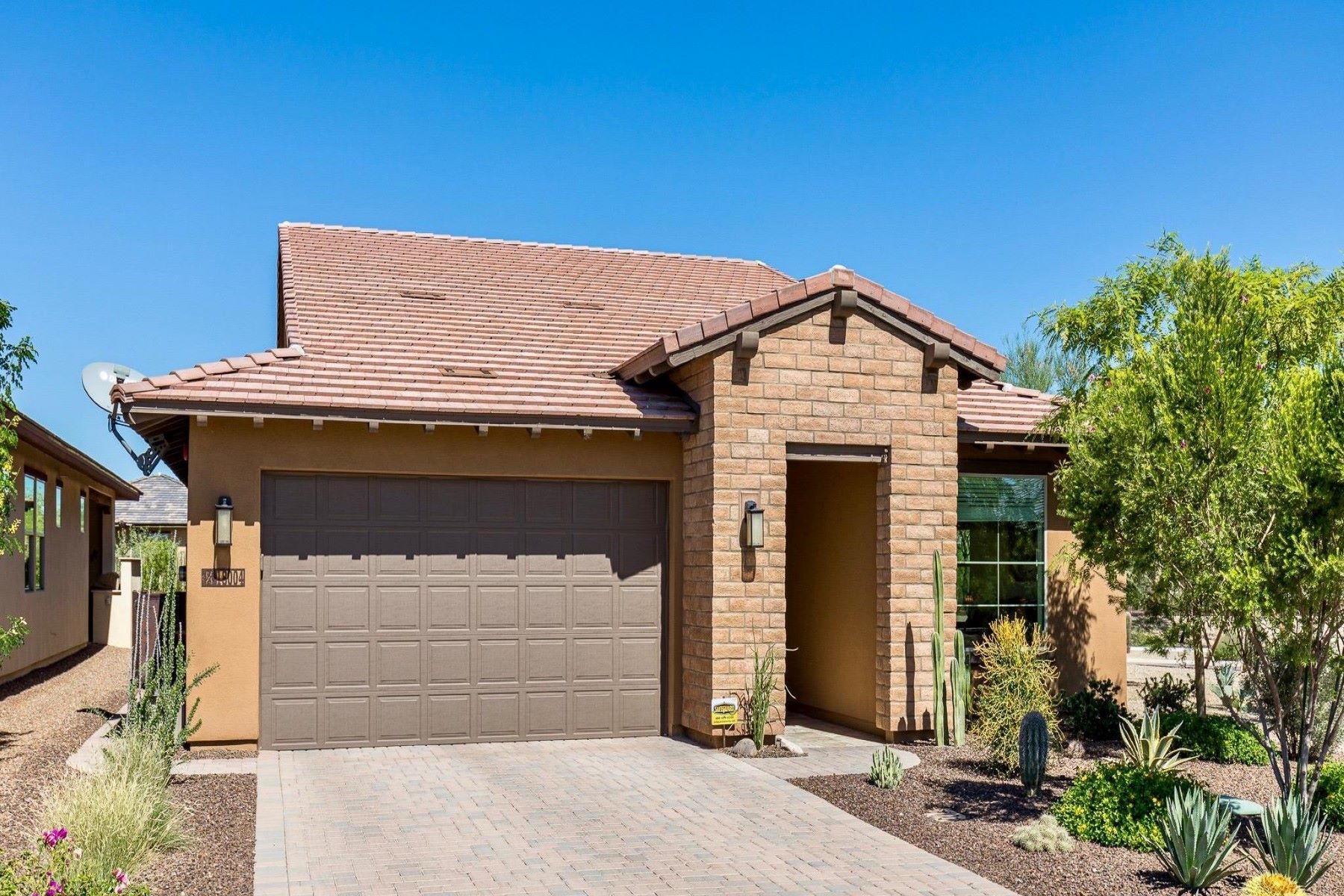 Single Family Homes for Sale at Trilogy at Verde River 18004 E SILVER SAGE LN Rio Verde, Arizona 85263 United States
