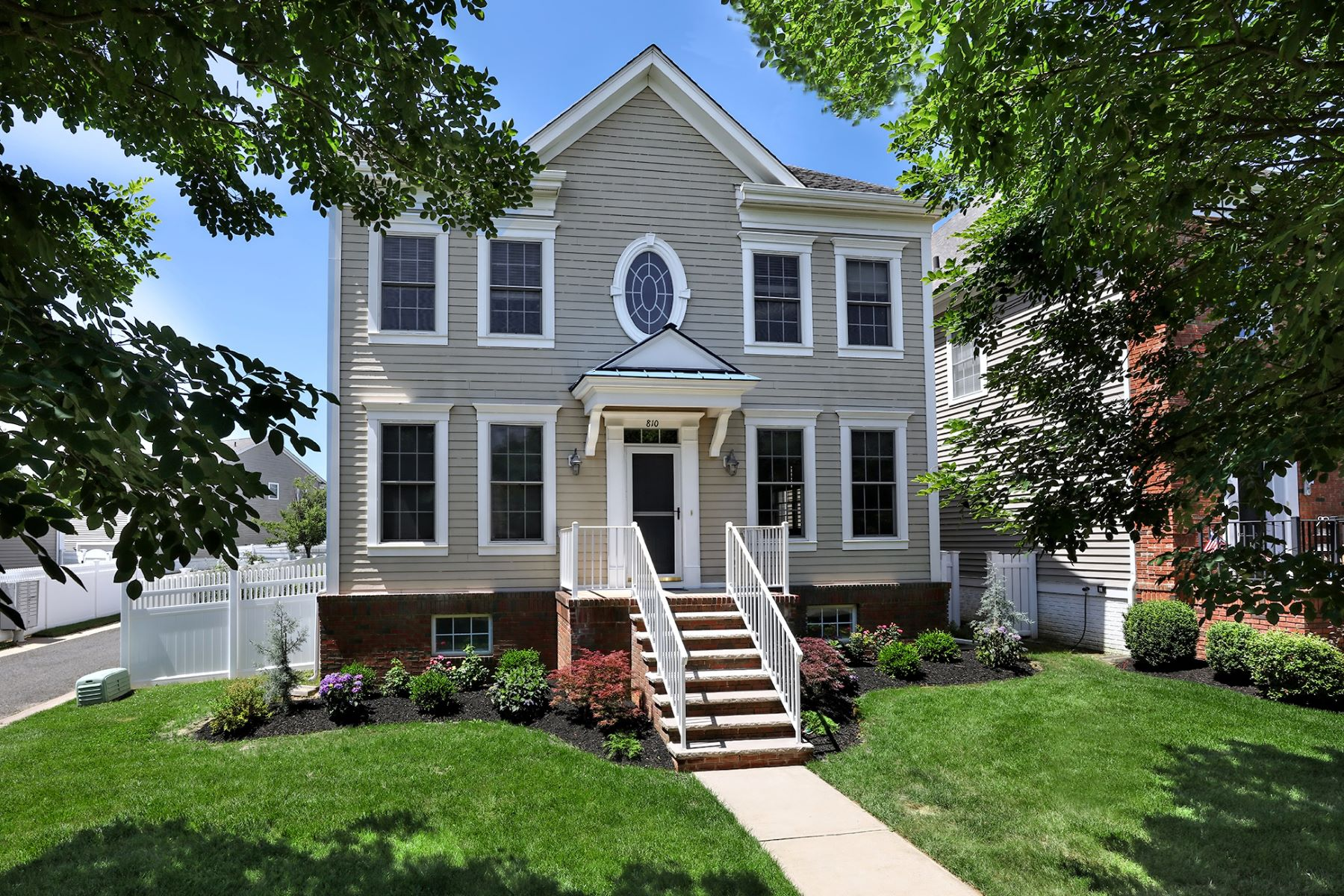 Property for Sale at More Than Beautiful and Practical...a True Home 810 Cypress Street, Robbinsville, New Jersey 08691 United States