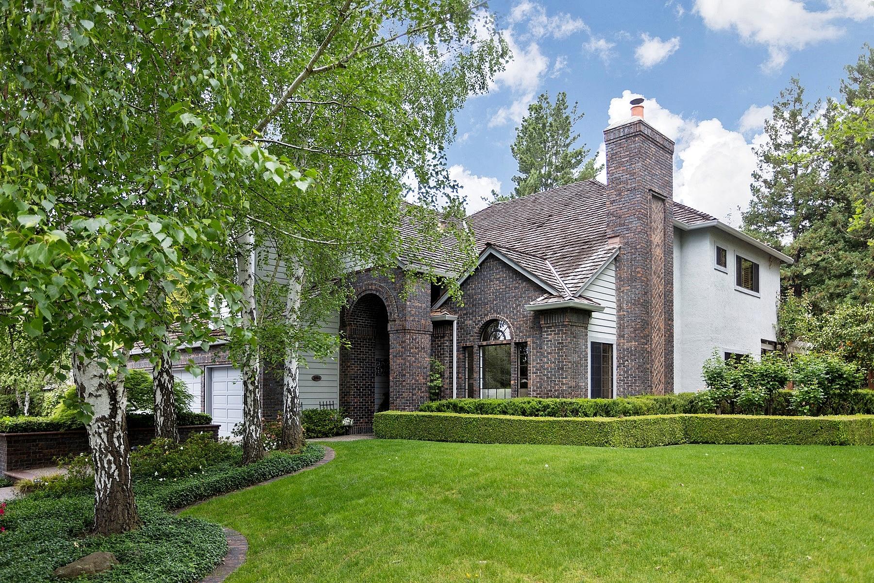 一戸建て のために 売買 アット Stunning Custom Estate 2565 Holly Oak Drive Danville, カリフォルニア, 94506 アメリカ合衆国