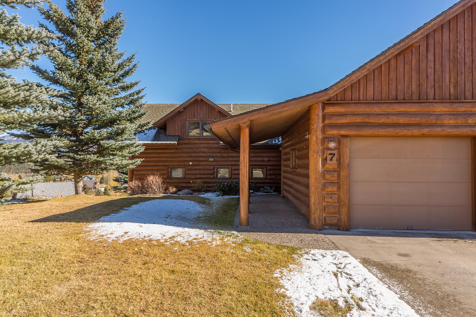 共管式独立产权公寓 为 销售 在 Blue Grouse Condo 7 Ringneck Road, Big Sky, 蒙大拿州, 59716 美国
