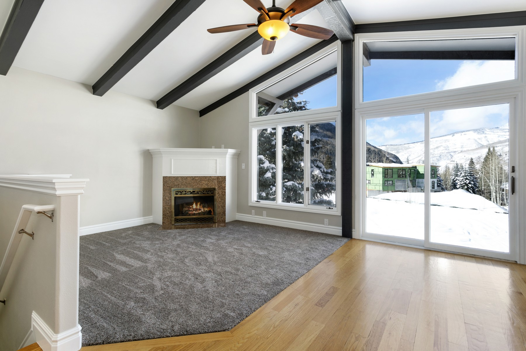 Property for Active at Remodeled Duplex in East Vail at an exceptional value 5064 Black Gore Drive #B & #A Vail, Colorado 81657 United States