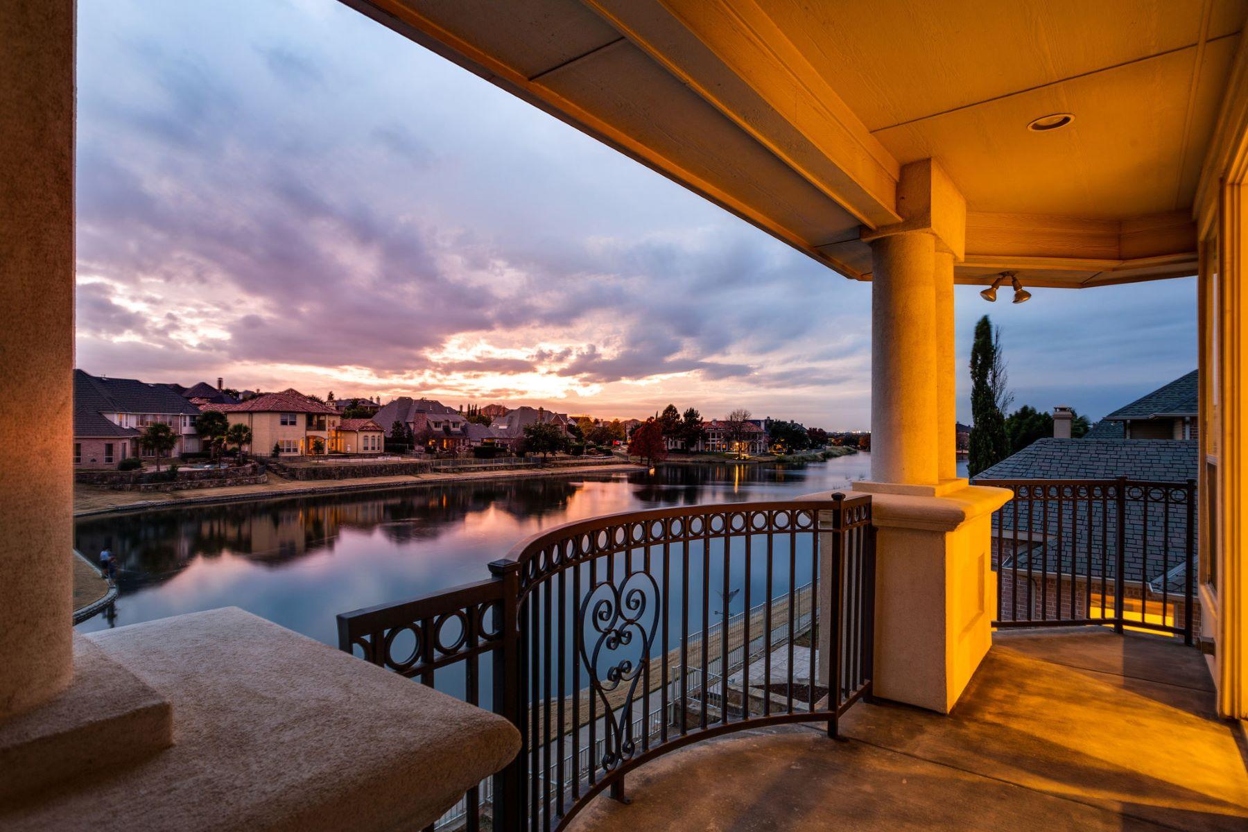 Single Family Homes für Verkauf beim Lakes on Legacy 5145 Longvue Drive, Frisco, Texas 75034 Vereinigte Staaten