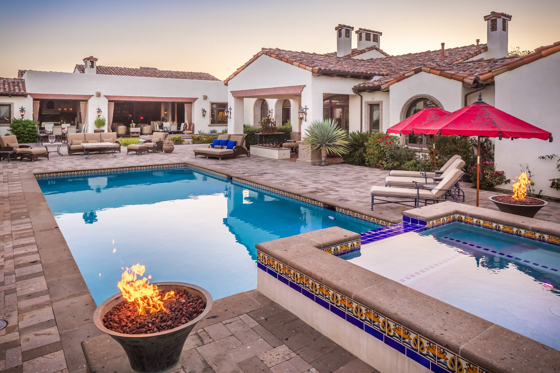 مزرعة / استانسيا / بلانتيشن للـ Sale في 6900 Via Del Charro Rancho Santa Fe, California, 92067 United States