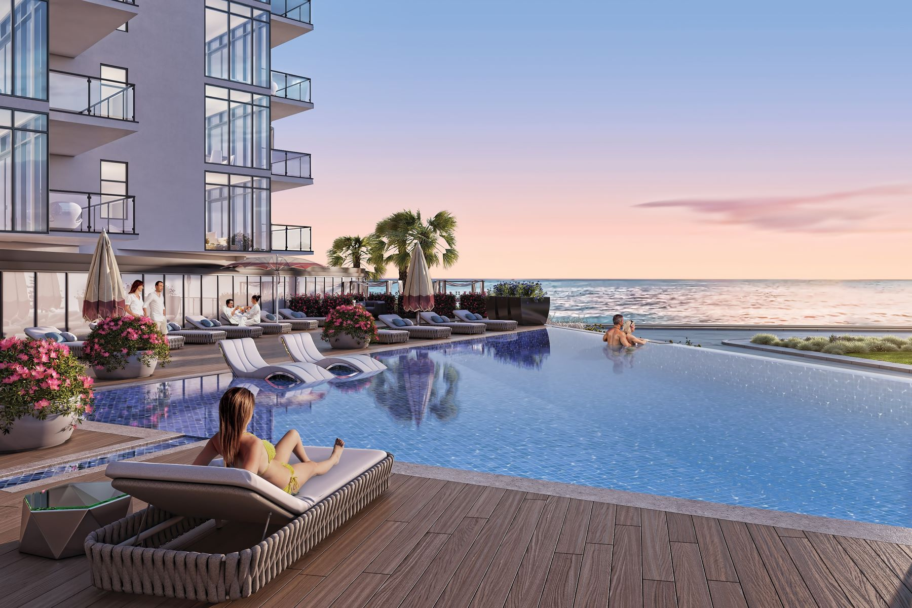 Condominiums للـ Sale في South Beach at Long Branch 350 Ocean Avenue 204, Long Branch, New Jersey 07740 United States