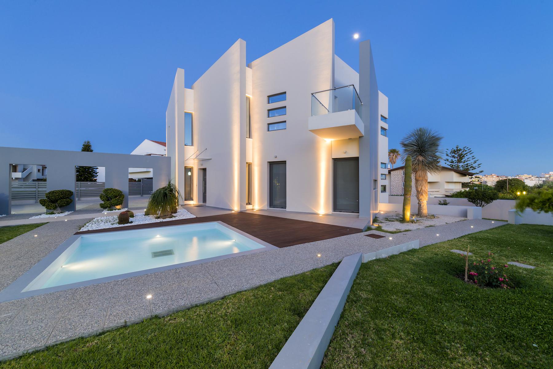 Maison unifamiliale pour l Vente à Exclusive Residence Rhodes, Southern Aegean, Grèce