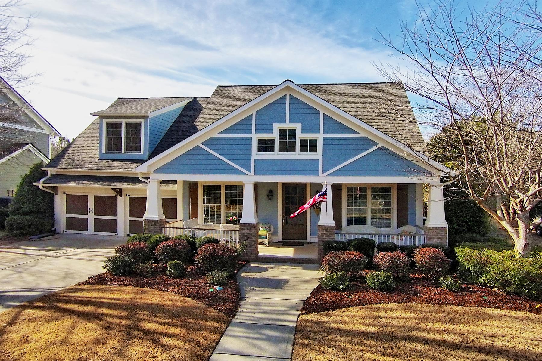 Villa per Vendita alle ore Addison Park at River Green 602 Parkview Drive, Canton, Georgia, 30114 Stati Uniti