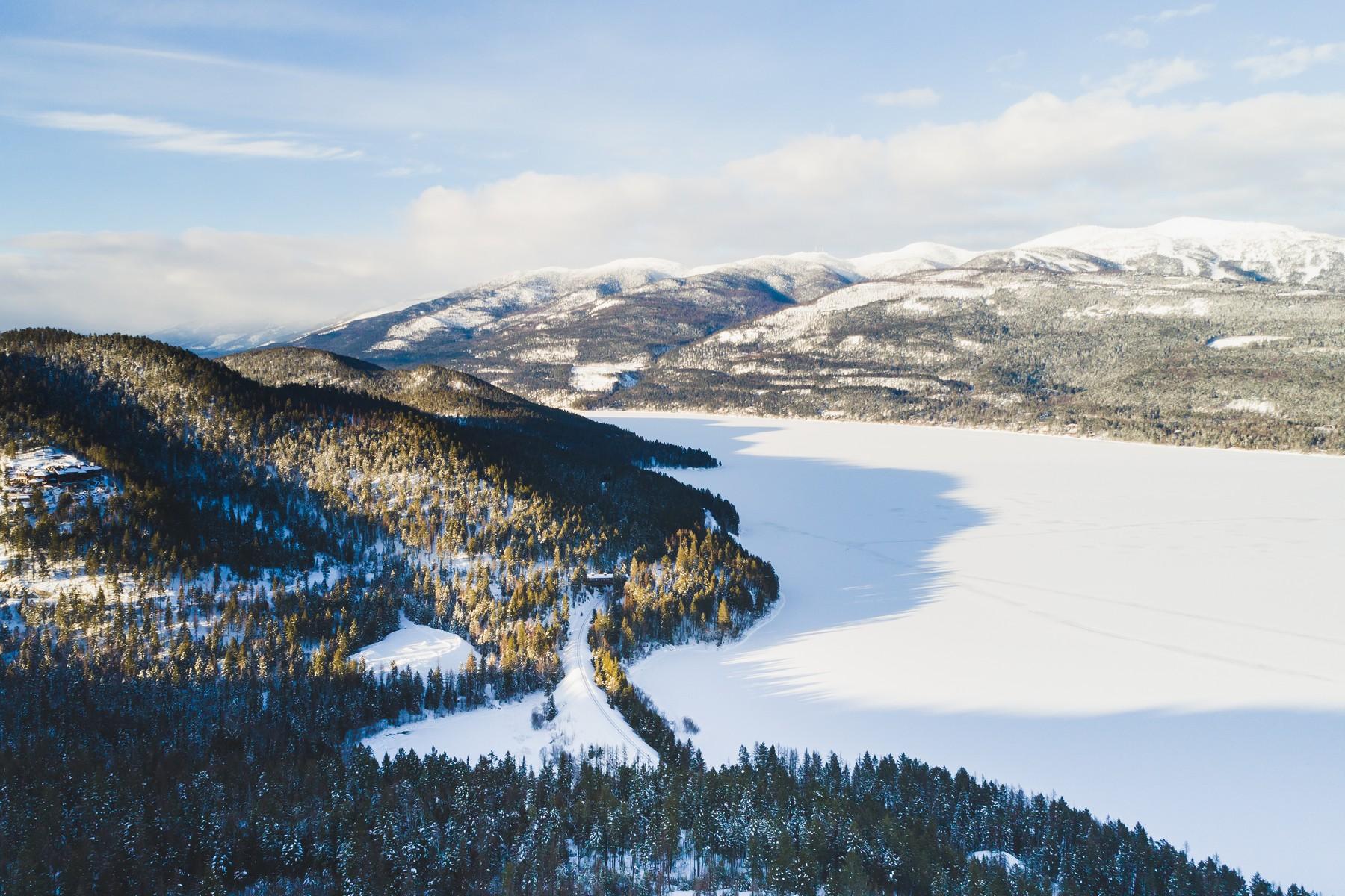 土地 為 出售 在 2927 Osprey Ln , Whitefish, MT 59937 2927 Osprey Ln, Whitefish, 蒙大拿州, 59937 美國