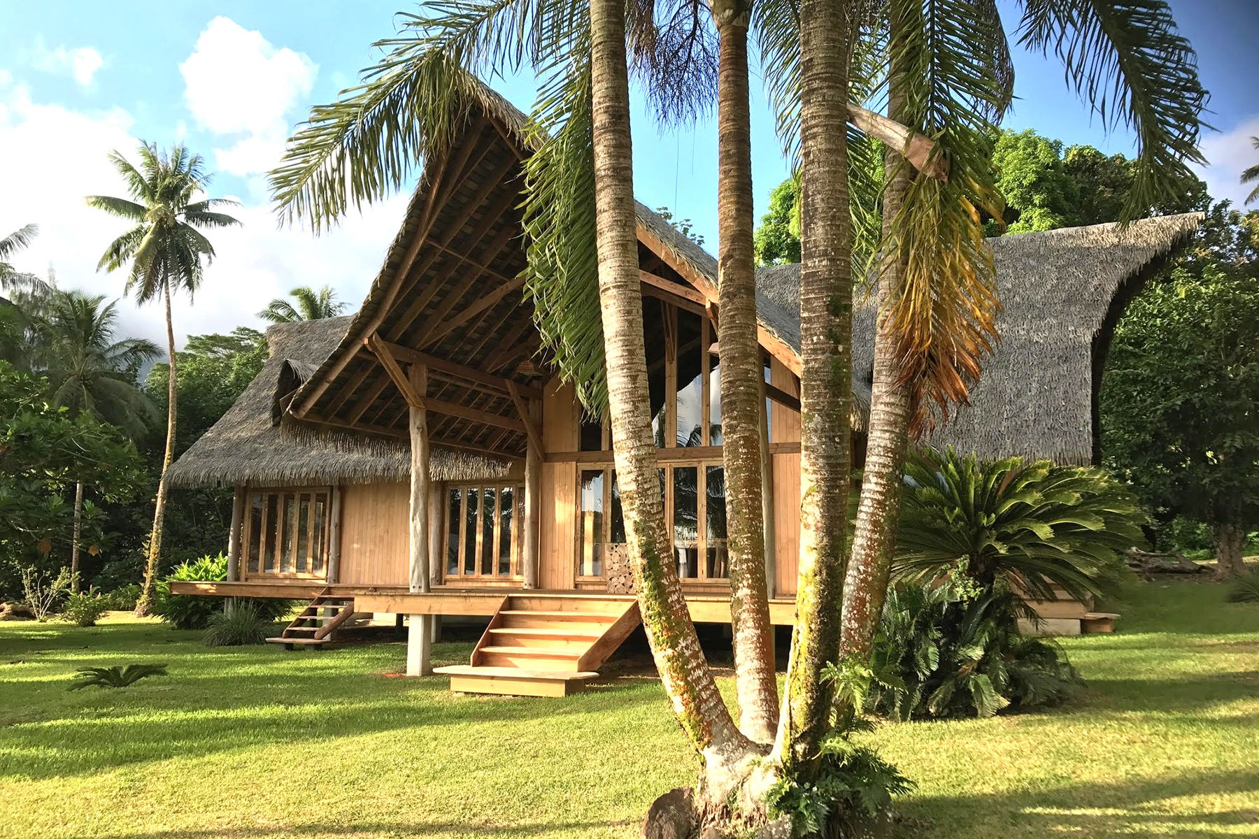 Single Family Home for Sale at Polynesian flavor in Taha'a Tahaa, French Polynesia