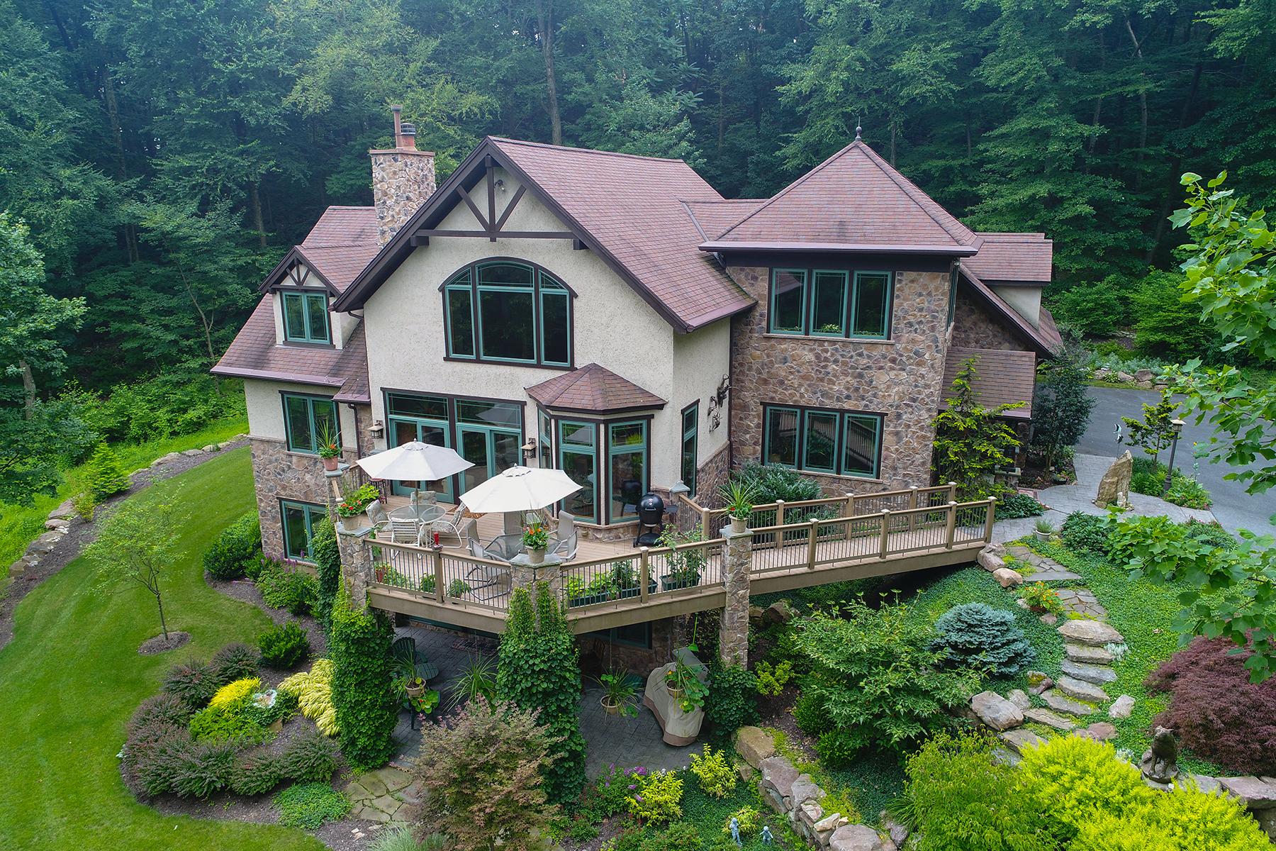 獨棟家庭住宅 為 出售 在 3 Stone Pond Lane Wernersville, 賓夕法尼亞州 19565 美國