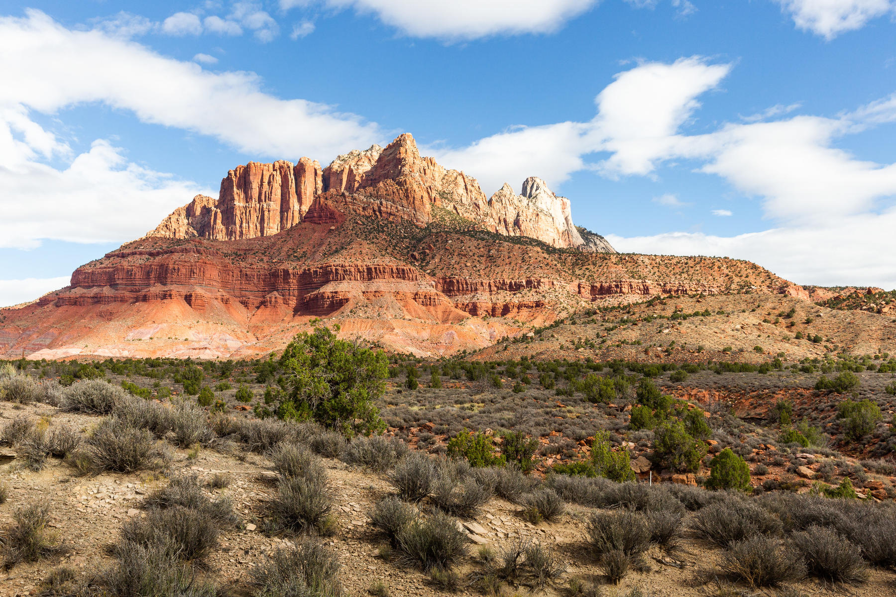 Land for Sale at Your Piece of Zion 2538 Anasazi Way Lot 58 Springdale, Utah 84767 United States
