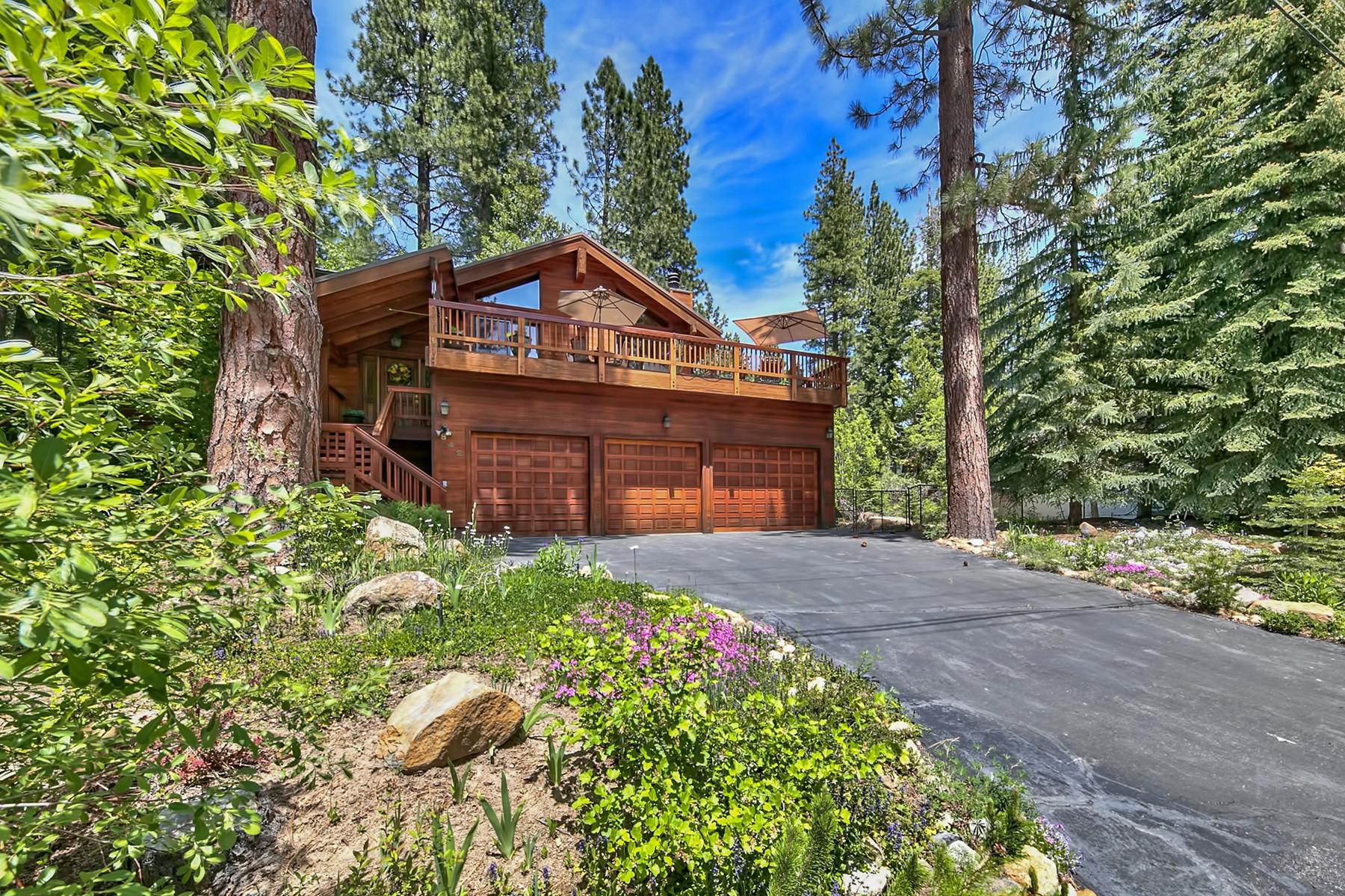 Maison unifamiliale pour l Vente à 842 Ophir Peak Road Incline Village, Nevada, 89451 Lake Tahoe, États-Unis