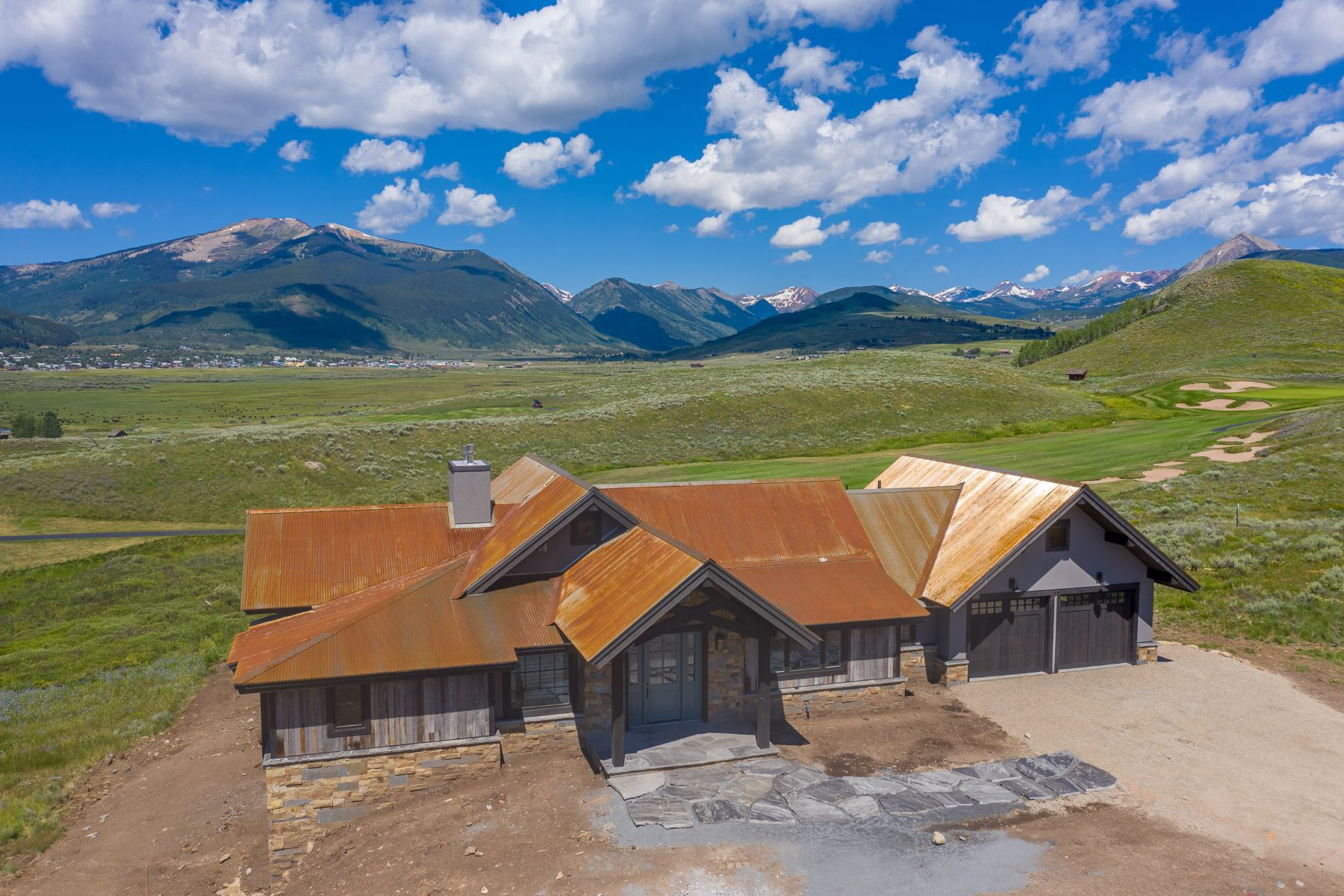 Single Family Homes for Active at 63 Wapiti Way Crested Butte, Colorado 81224 United States