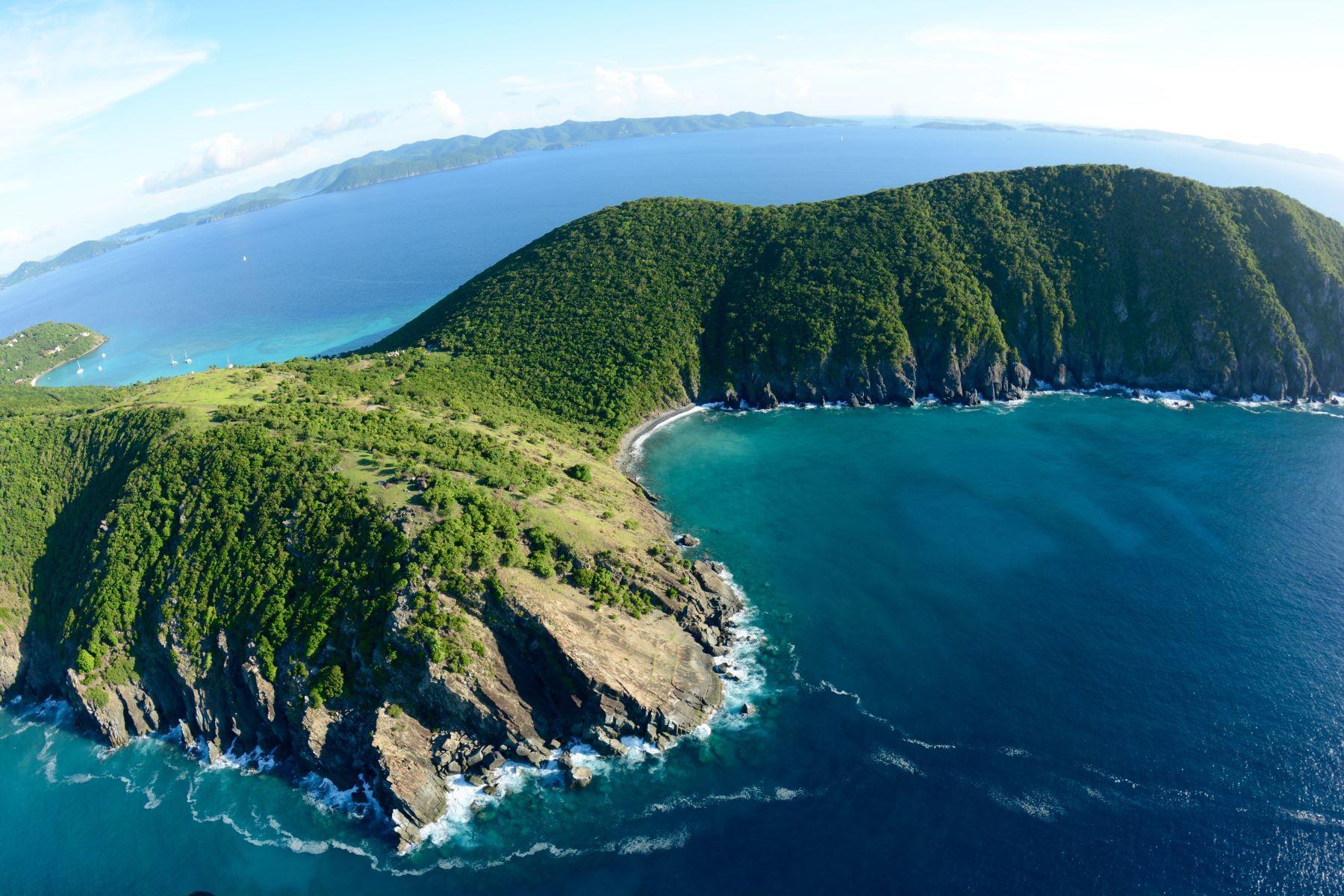 土地,用地 为 销售 在 约斯特范代克岛, 约斯特范代克岛 英属维尔京群岛