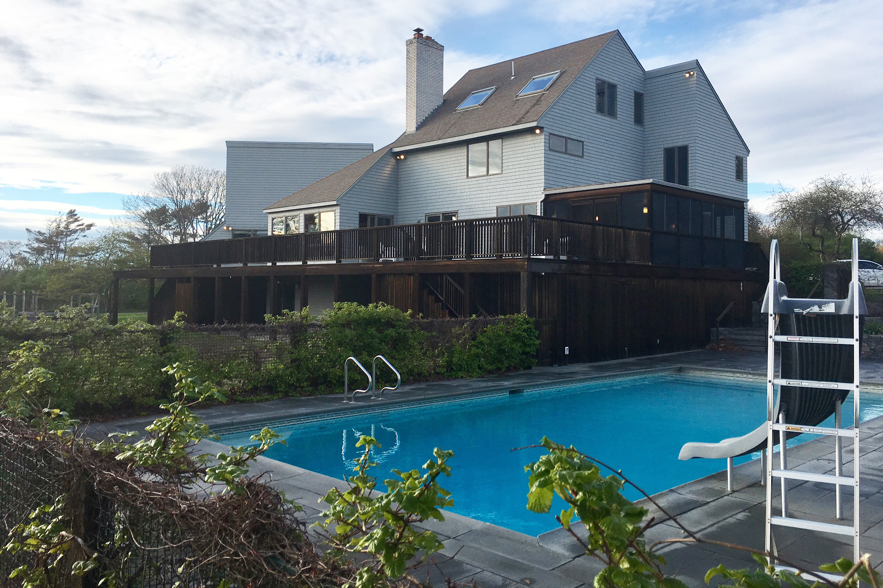 Single Family Home for Sale at 18 Angell Point Road Cape Elizabeth, Maine 04107 United States