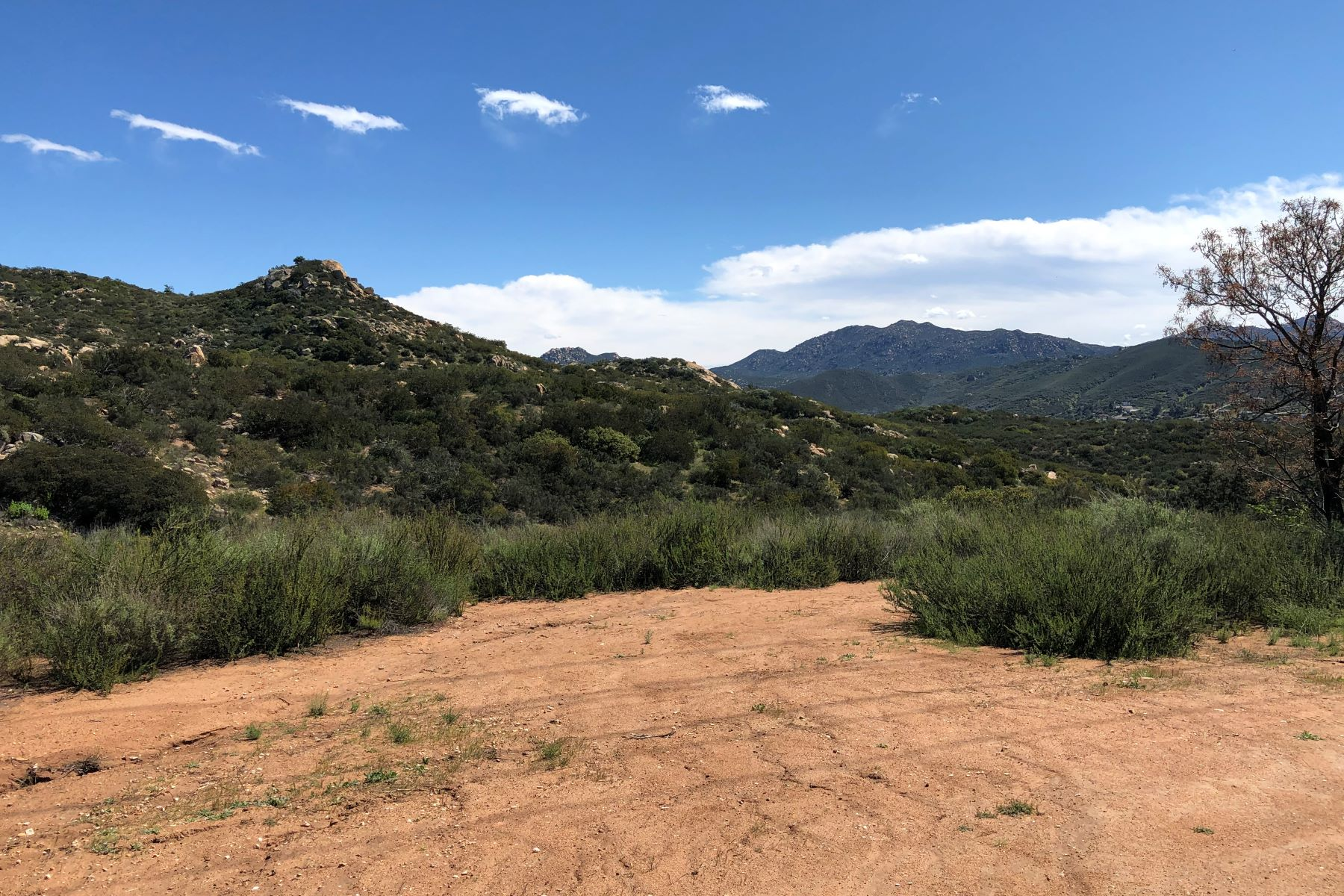 Land for Sale at 1113 San Vicente View Ramona, California 92065 United States