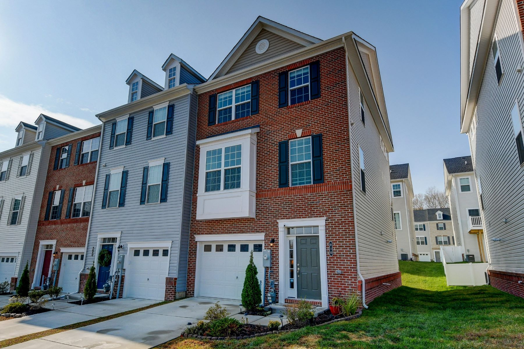 townhouses for Sale at Windlass Run 910 Winter Run Road Middle River, Maryland 21220 United States