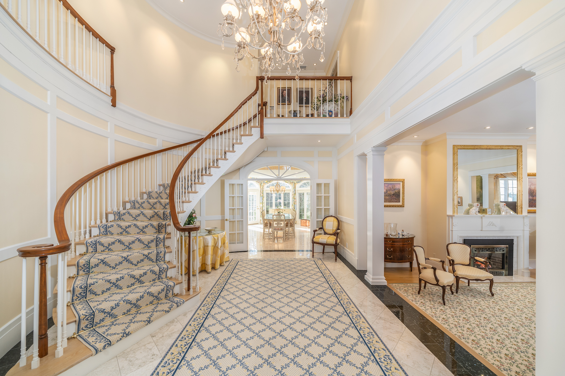 Single Family Home for Active at Exceptional Location And Design 10 Old England Road Newton, Massachusetts 02467 United States