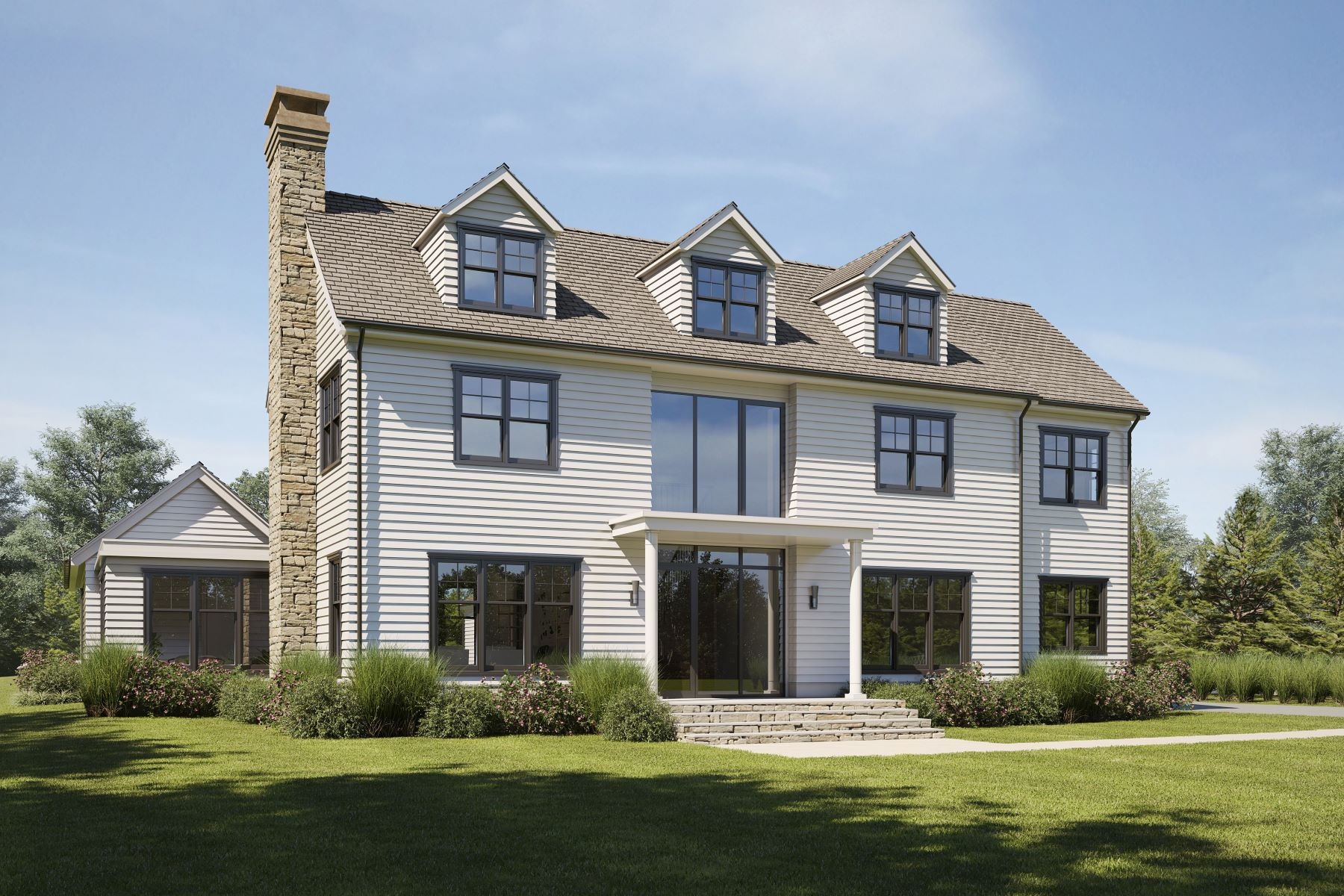 独户住宅 为 销售 在 New Construction Water View 766 Indian Avenue 米德尔敦, 02842 美国