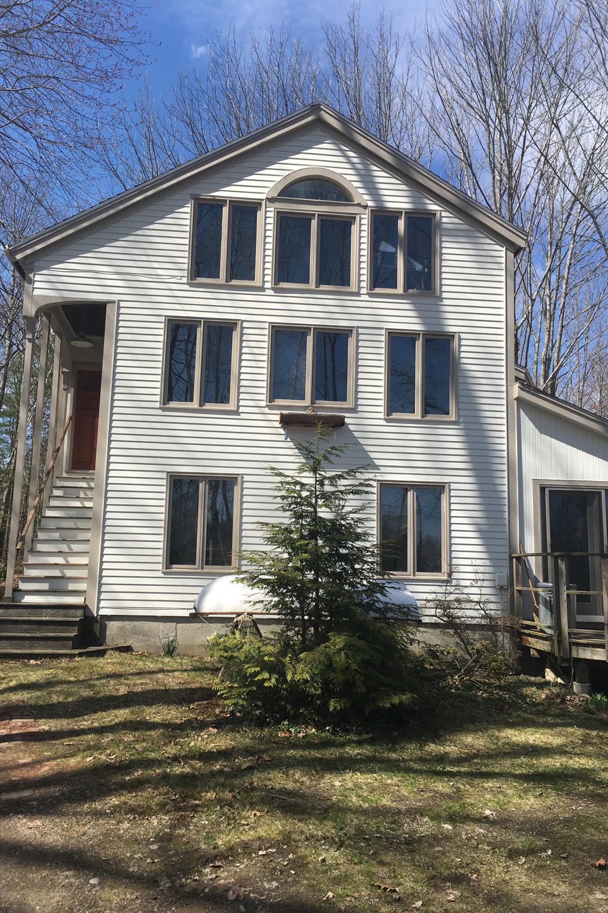 Moradia para Venda às 265 Greenacre Road Lincolnville, Maine, 04849 Estados Unidos