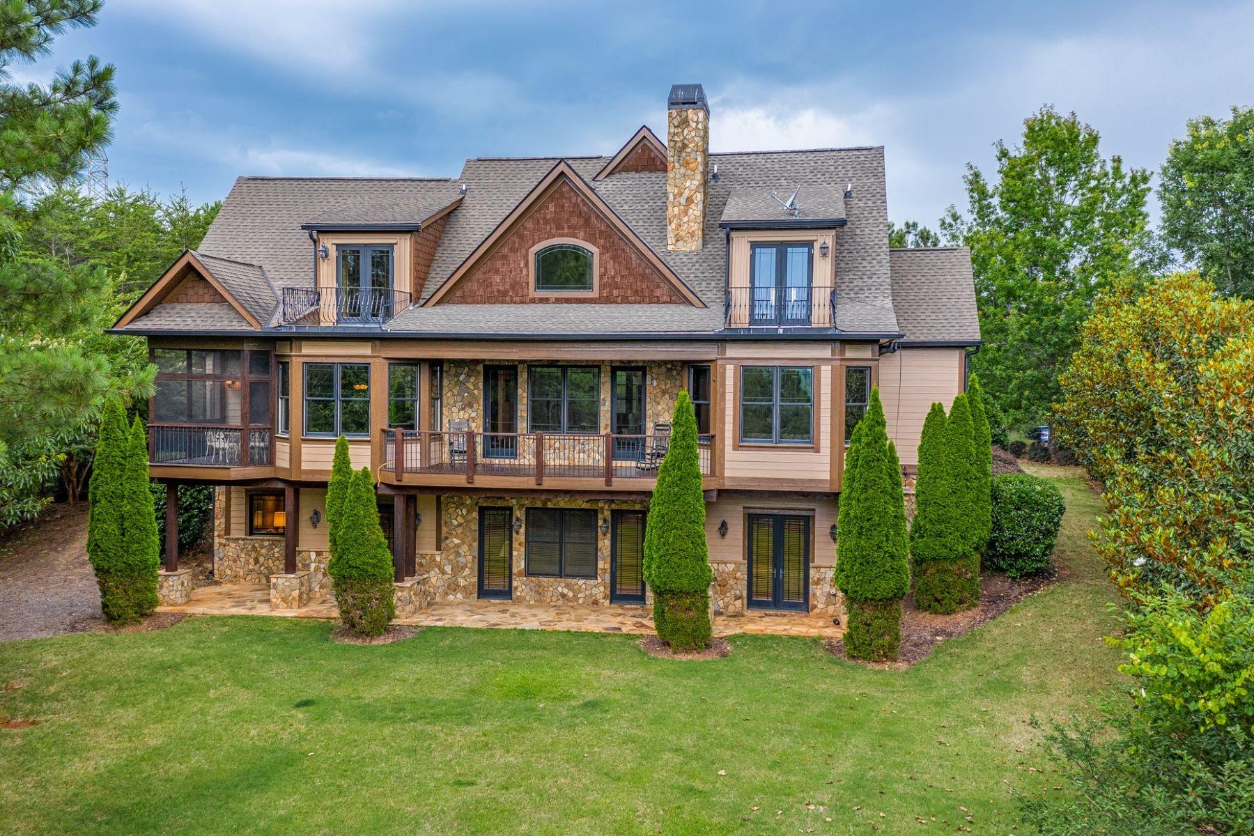 Single Family Homes por un Venta en Supreme Living 602 Bay Vista Court, Salem, Carolina del Sur 29676 Estados Unidos