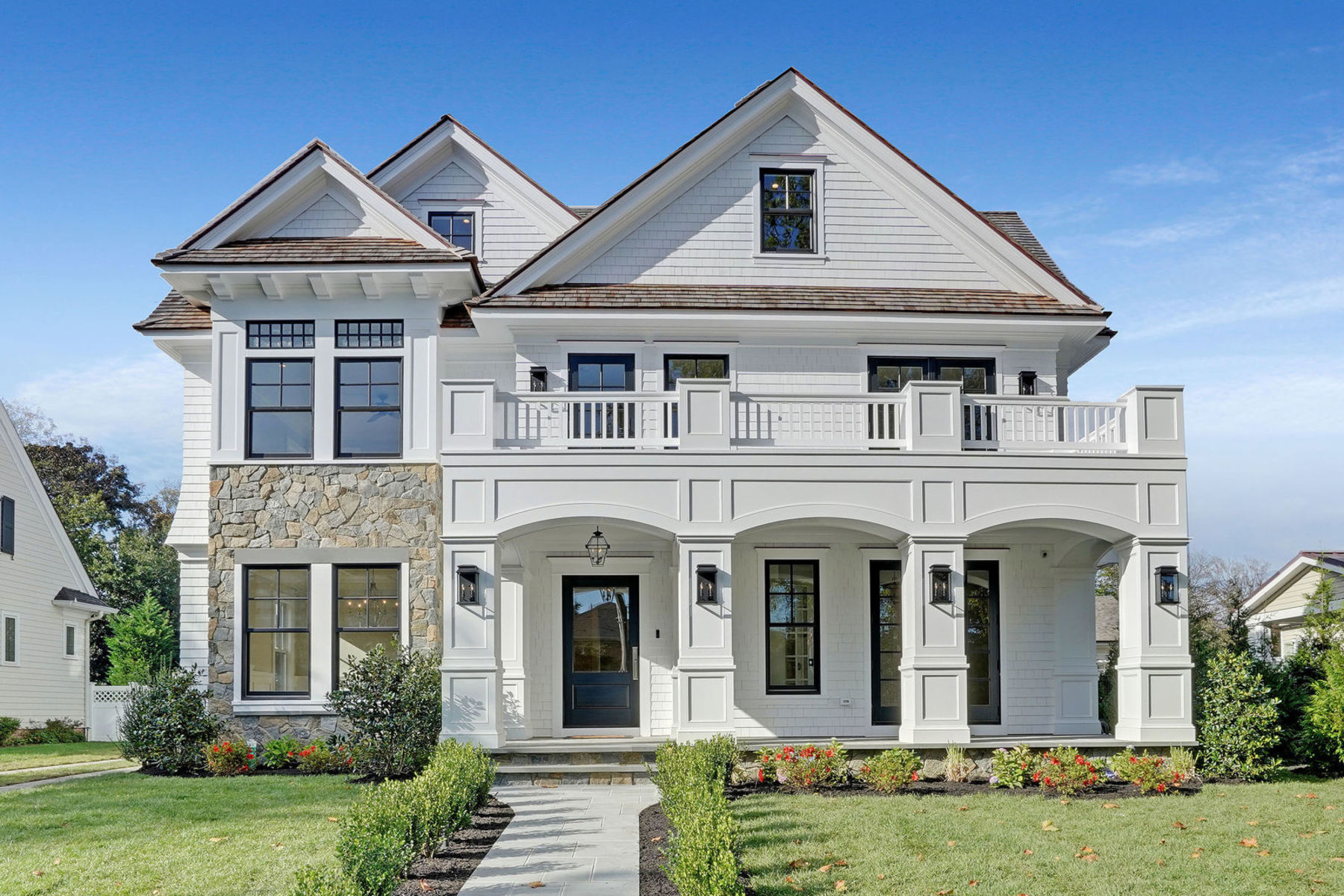 Single Family Home for Sale at Spring Lake New Construction 26 Vroom Avenue, Spring Lake, New Jersey 07762 United States