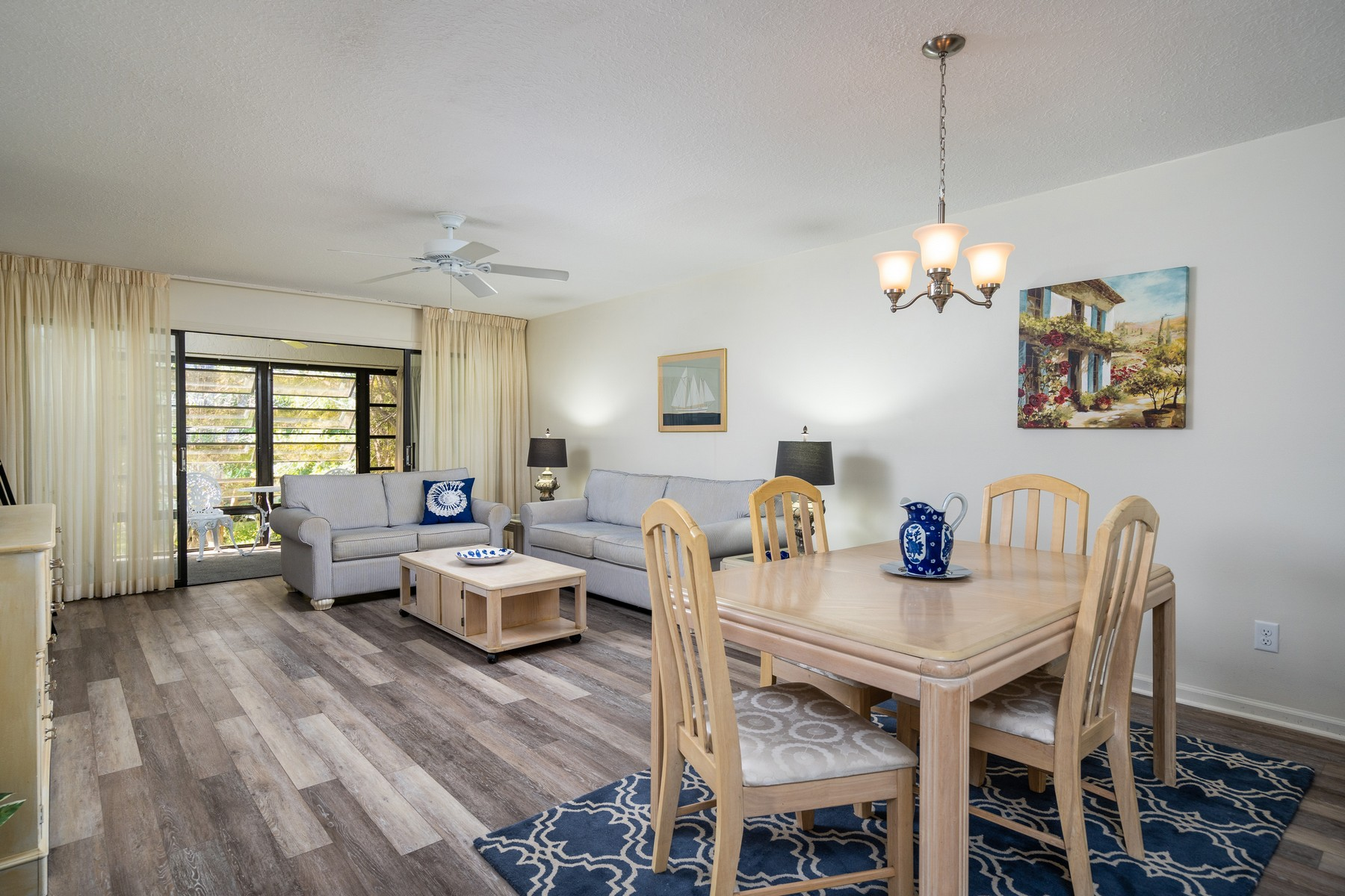 Condominium for Sale at Beautifully Renovated Corner Unit 400 18th Street #M-5 Vero Beach, Florida 32960 United States