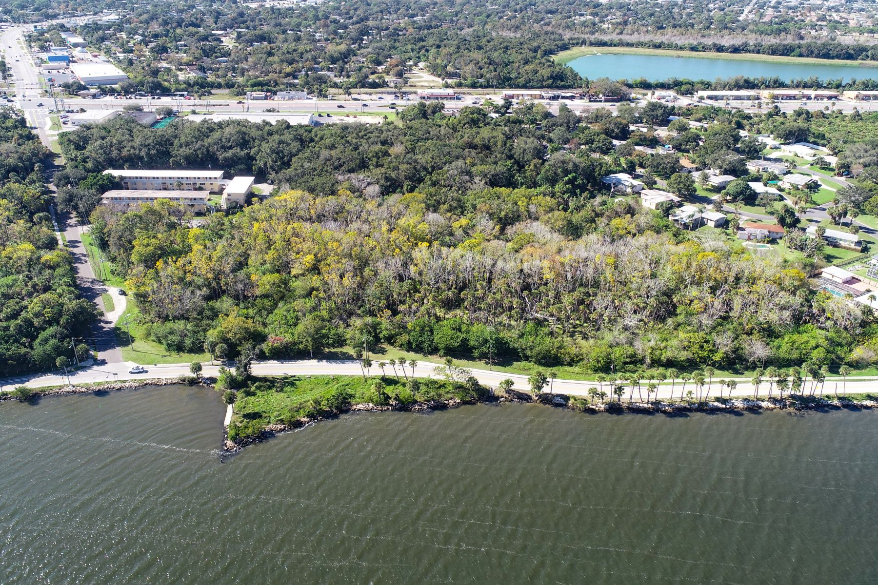 Land voor Verkoop op Scenic land on the Indian River. 620 Dixon Boulevard Cocoa, Florida 32922 Verenigde Staten