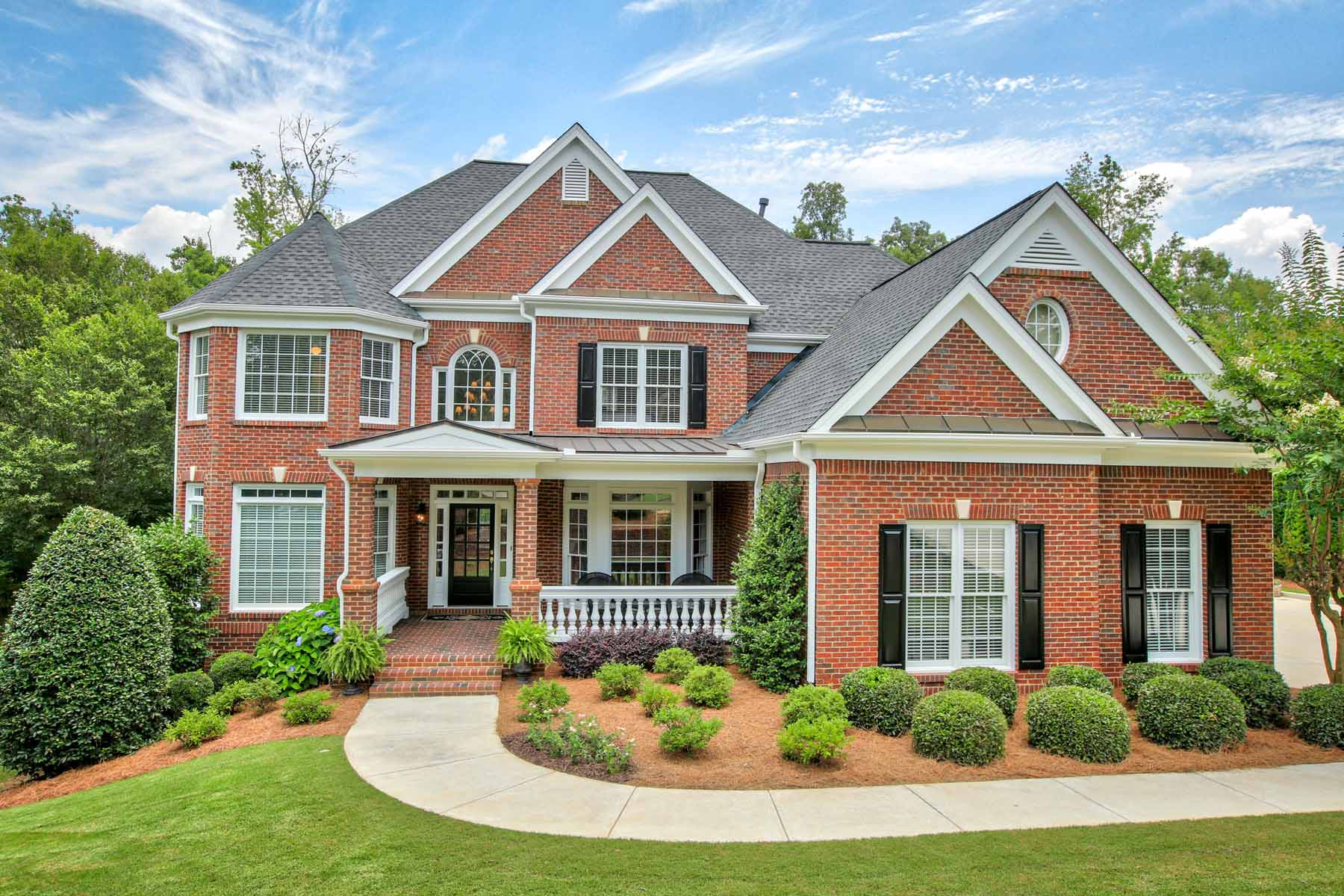 Single Family Home for Sale at Spectacular Home, Perfect for Entertaining 8550 Royal Troon Drive Duluth, Georgia, 30097 United States