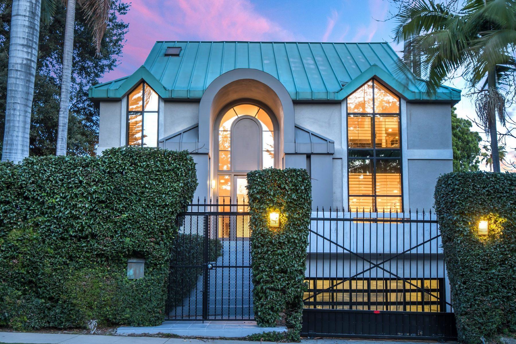 Single Family Homes for Sale at 4060 Kraft Avenue Studio City, California 91604 United States