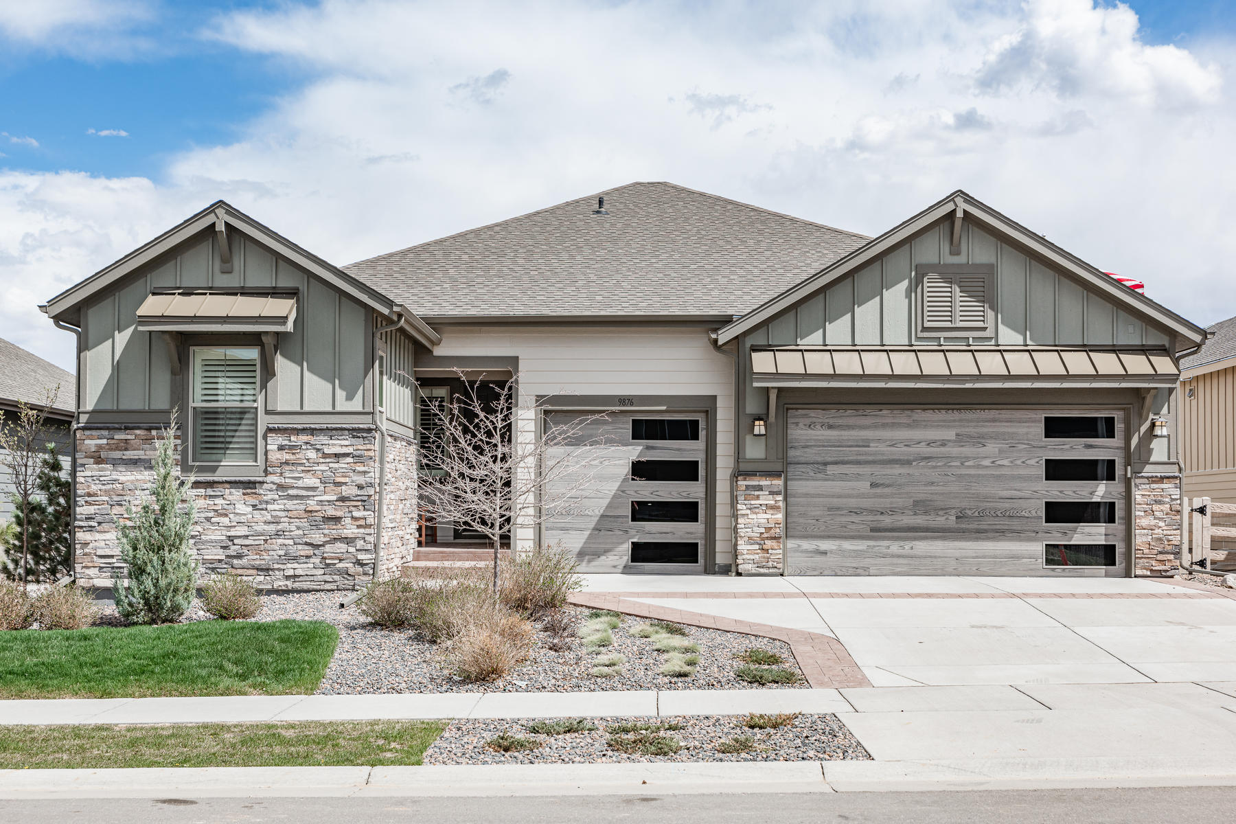 Single Family Homes for Sale at This fabulous home in the desired Sterling Ranch neighborhood 9876 Hilberts Way Littleton, Colorado 80125 United States