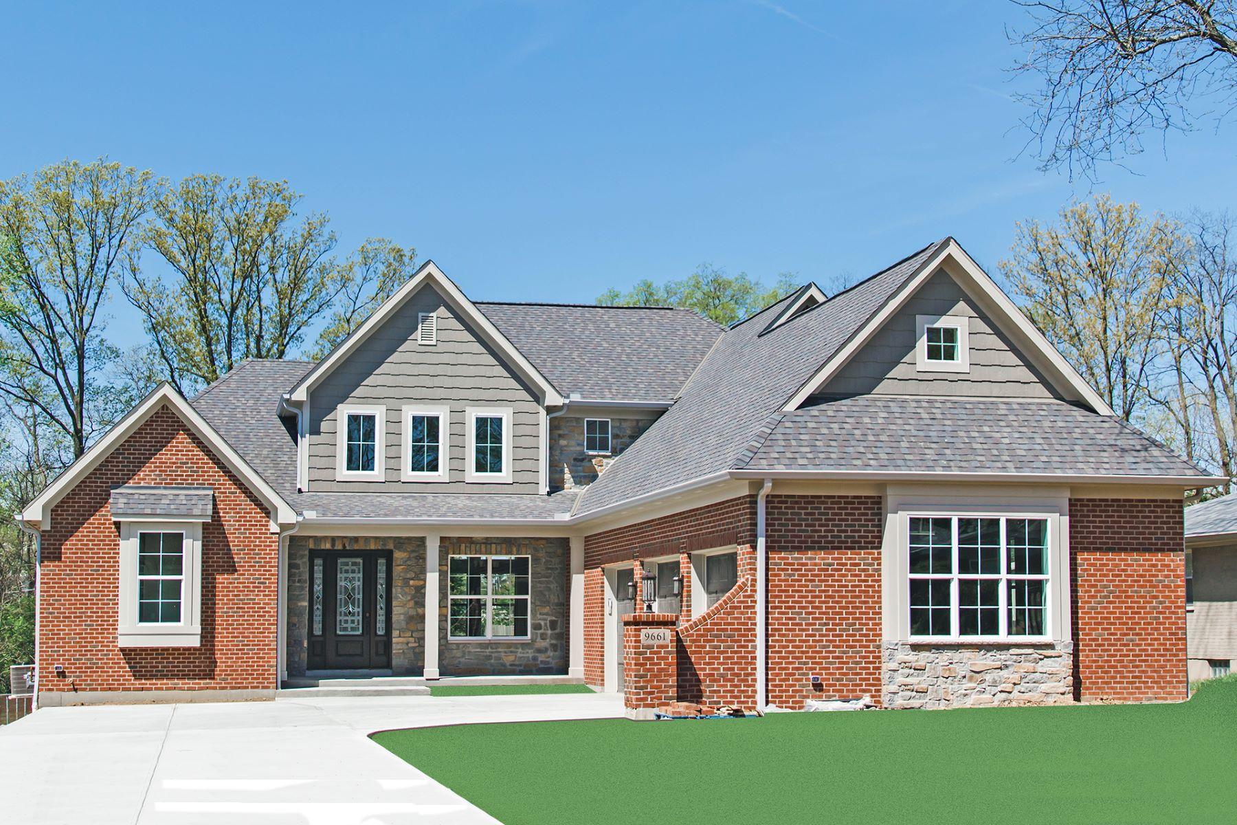 Single Family Homes 为 销售 在 Build your dream home 9701 Cooper Lane Montgomery, 俄亥俄州 45242 美国