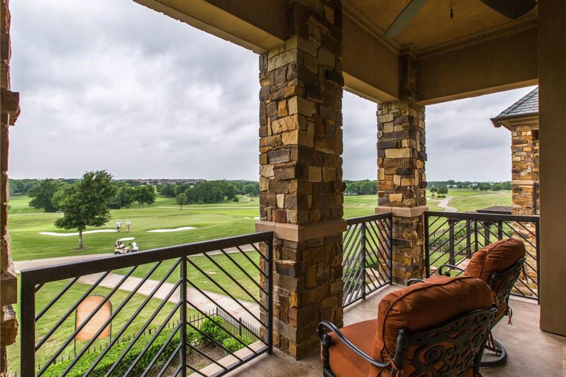 Condominiums pour l Vente à Residences at Grand Lodge 5608 Settlement Way, McKinney, Texas 75070 États-Unis