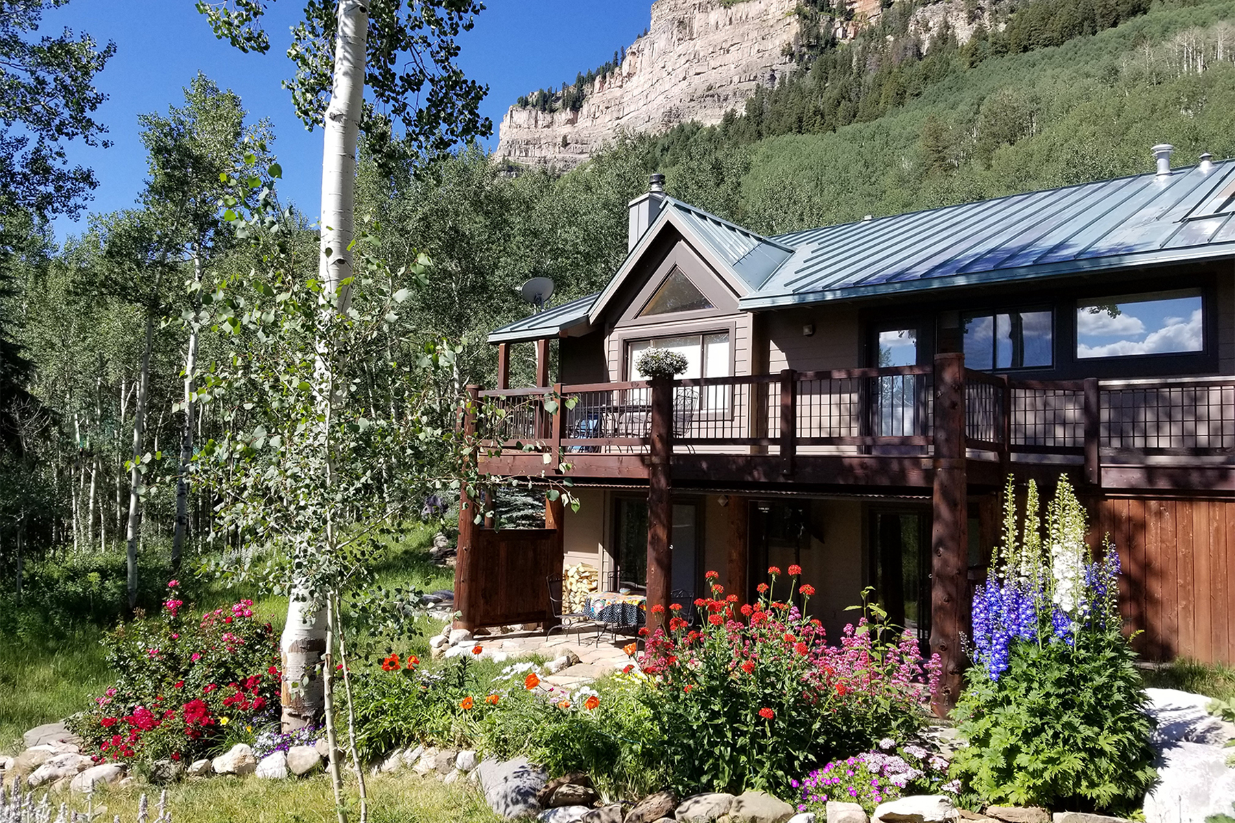 Property のために 売買 アット Twilight Peaks Mountain Home 321 & 151 Falcon Ridge Road, Durango, コロラド 81301 アメリカ