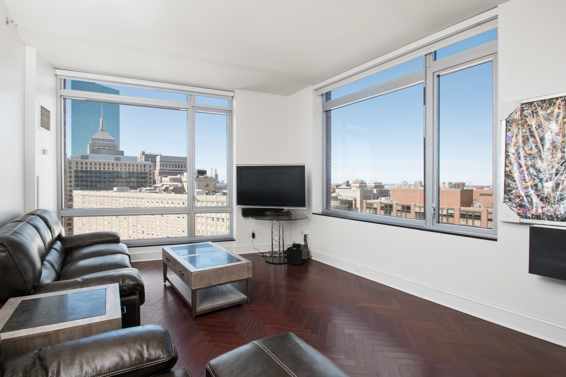 rentals property at Penthouse At The Luxury Building One Charles
