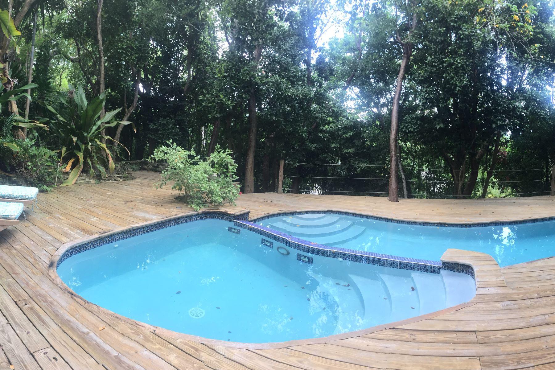 Частный односемейный дом для того Аренда на Treetops Lyford Cay, Нью-Провиденс/Нассау Багамские Острова