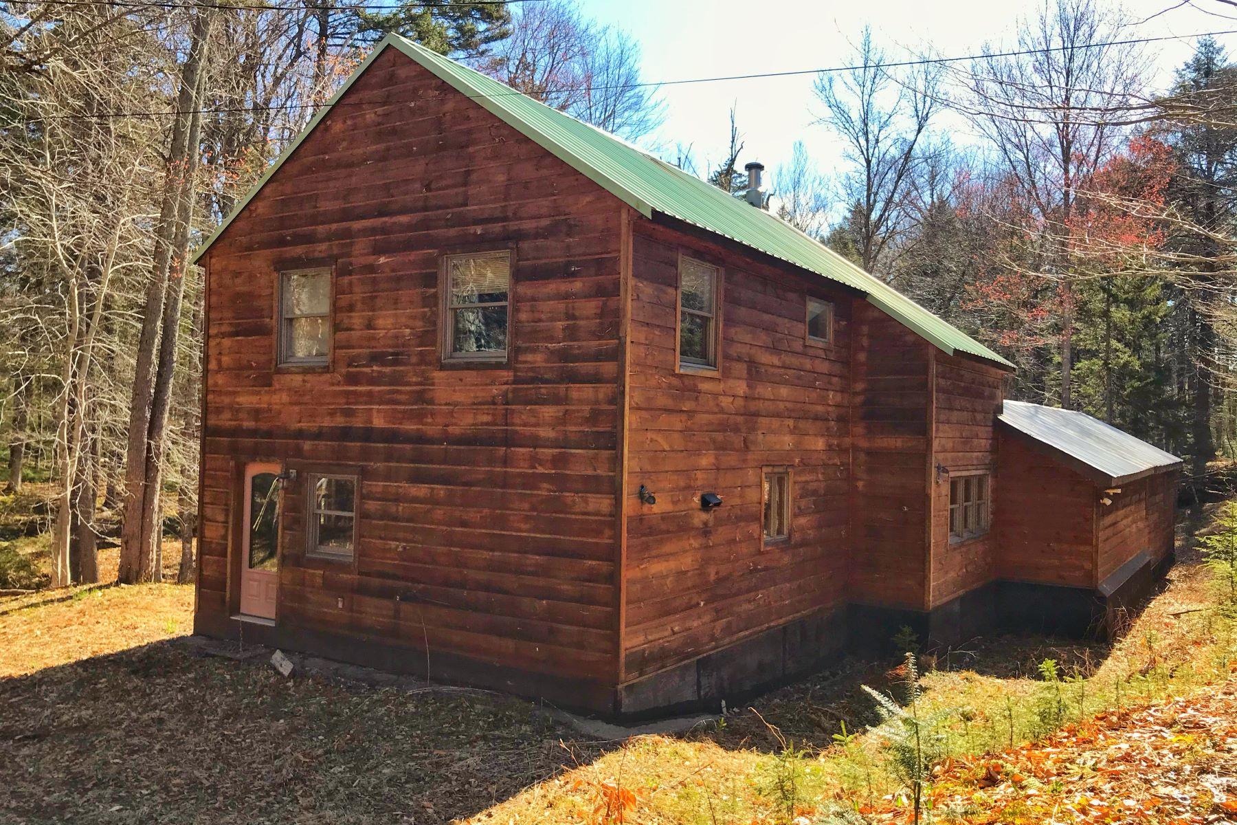 Single Family Homes for Active at Darts Lake Rd. 167 Darts Lake Road Big Moose, New York 13331 United States