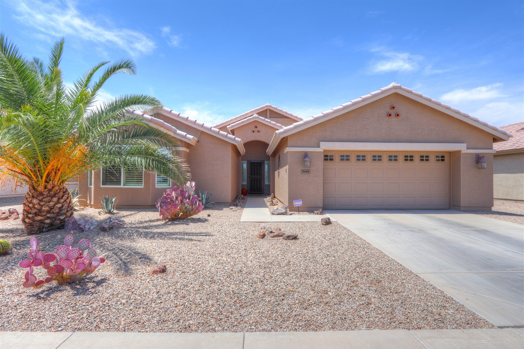 Single Family Homes for Active at Mission Royale 2603 E SANTA MARIA DR Casa Grande, Arizona 85194 United States