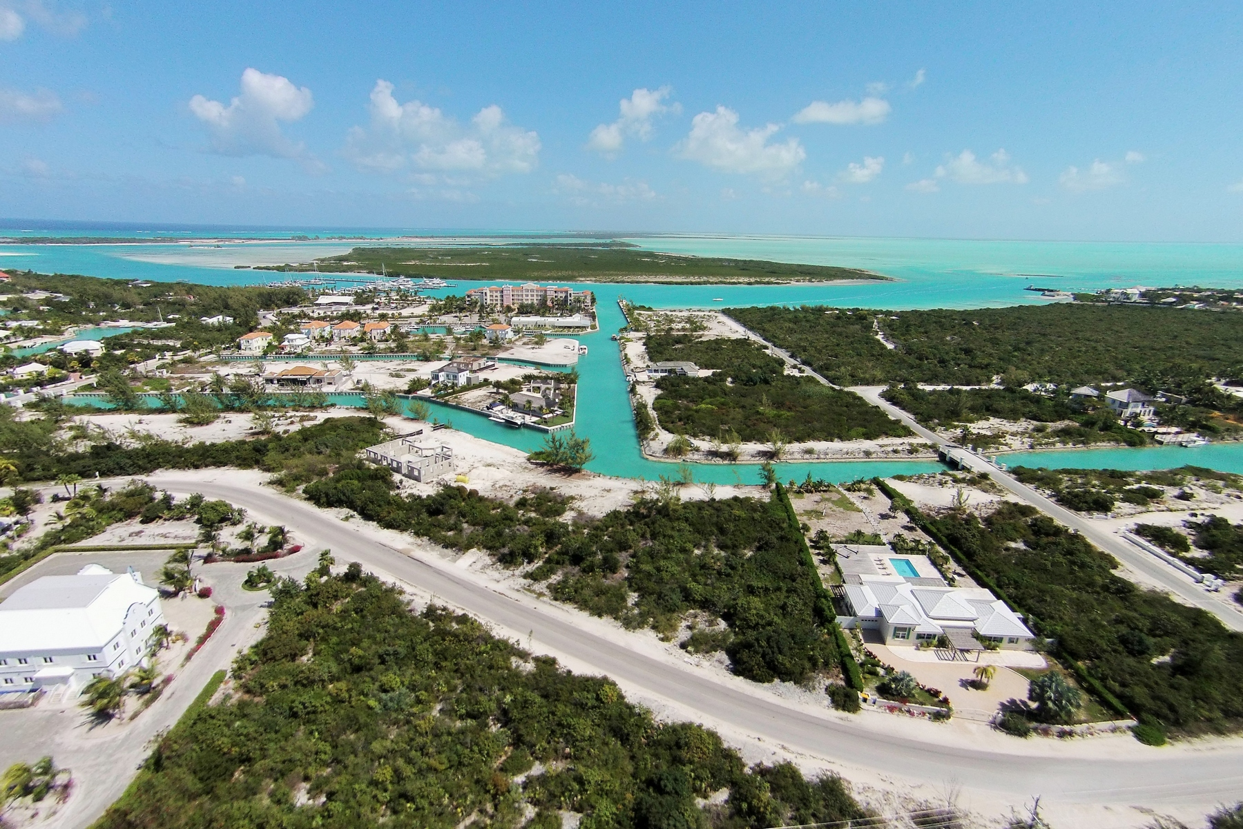Land for Sale at Leeward Canalfront Lot Leeward, Providenciales Turks And Caicos Islands