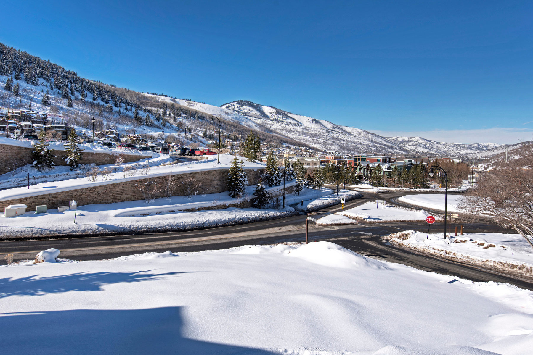 Additional photo for property listing at Rare Old Town Lot a Short Walking Distance to Historic Main Street 524 Marsac Ave  Lot 1 Park City, Utah 84060 United States