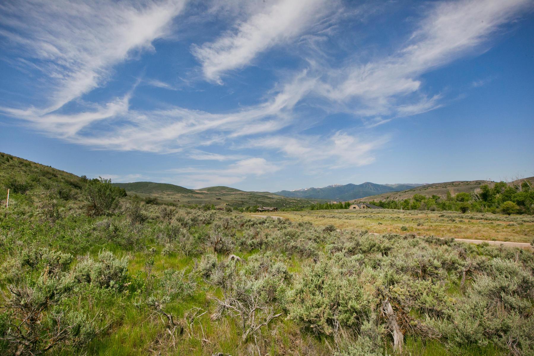 Terreno por un Venta en Victory Ranch Home Site Walk to the River 6800 E Cliff View Ct Heber City, Utah, 84032 Estados Unidos