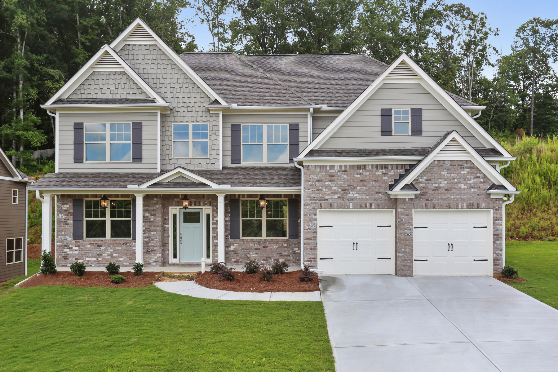 Single Family Home for Sale at Thorngate Phase 5 - Move-In Ready 1490 Nightfall Court Cumming, Georgia 30040 United States