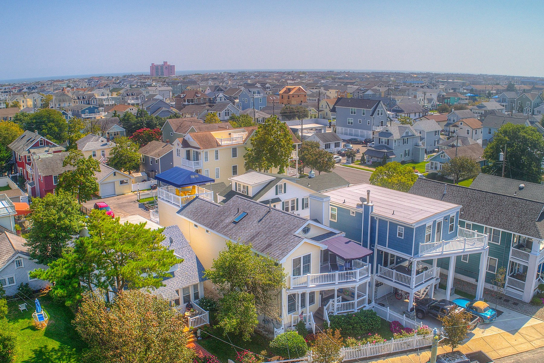 Additional photo for property listing at Incredible Single Family 1307 Pleasure Ave Ocean City, New Jersey 08226 United States