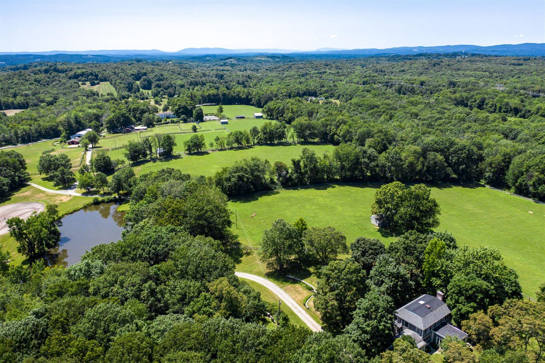 Single Family Homes for Active at Locust Hill Farm 109 Melville Road Hyde Park, New York 12538 United States