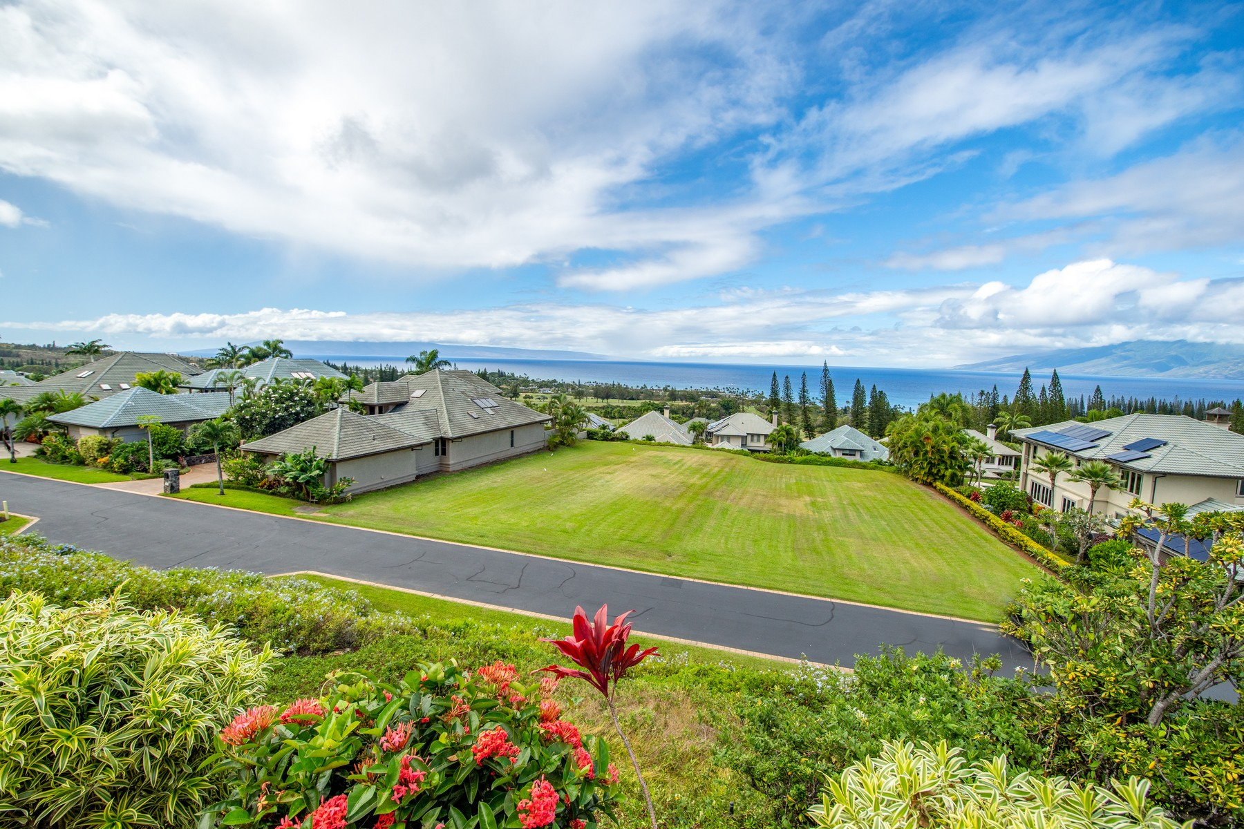 Land for Sale at Pineapple Hill Lot 308 Cook Pine Dr Kapalua, Hawaii 96761 United States