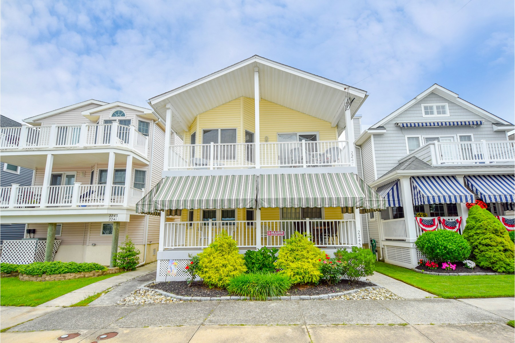 Condominiums for Sale at Pride in Ownership 2247 Asbury Ave 2 Ocean City, New Jersey 08226 United States