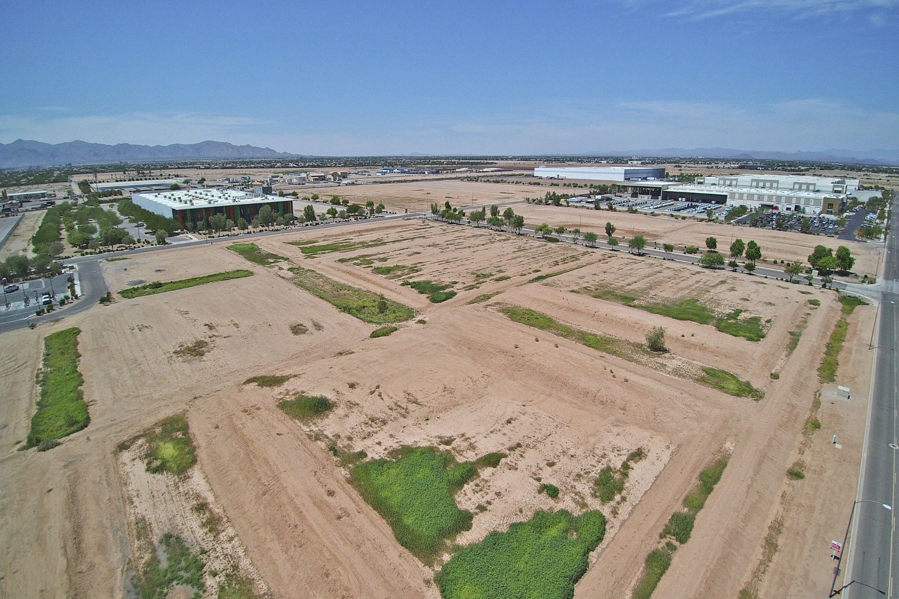 Land for Sale at Skyway Business Park 0 N 132nd Ave Surprise, Arizona 85379 United States
