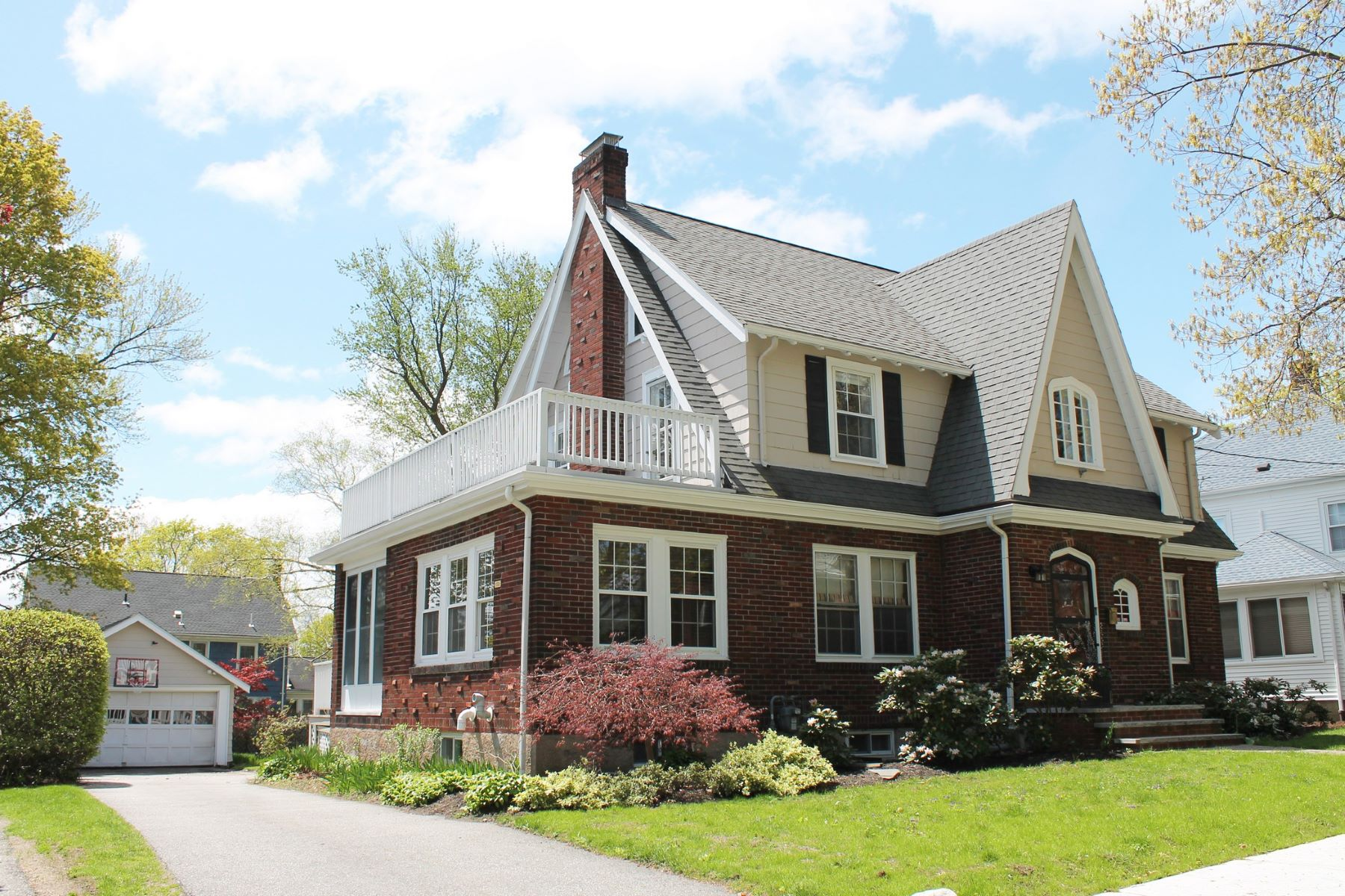 Single Family Home for Active at 26 Douglas Road, Belmont 26 Douglas Rd Belmont, Massachusetts 02478 United States